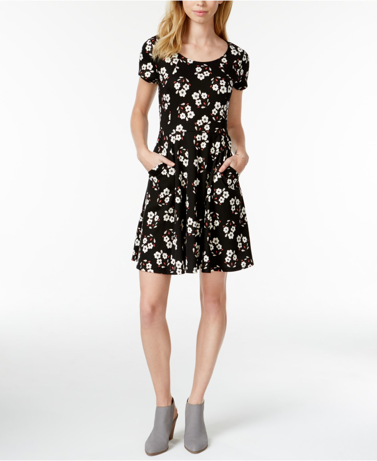 Macy S Black Dress Shoes