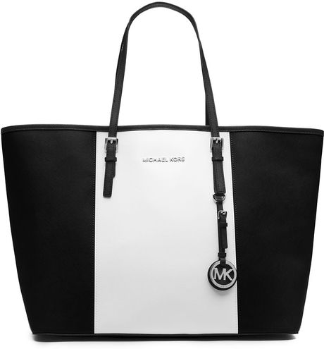 Fake Michael Kors Black Tote Bag