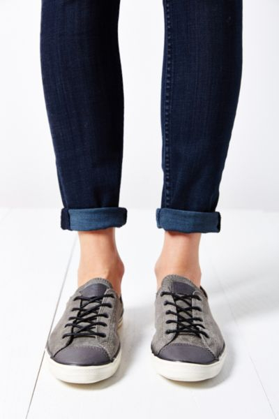 af9be2a1879a Lyst - Converse Chuck Taylor All Star Fancy Suede Low-Top Women S ...