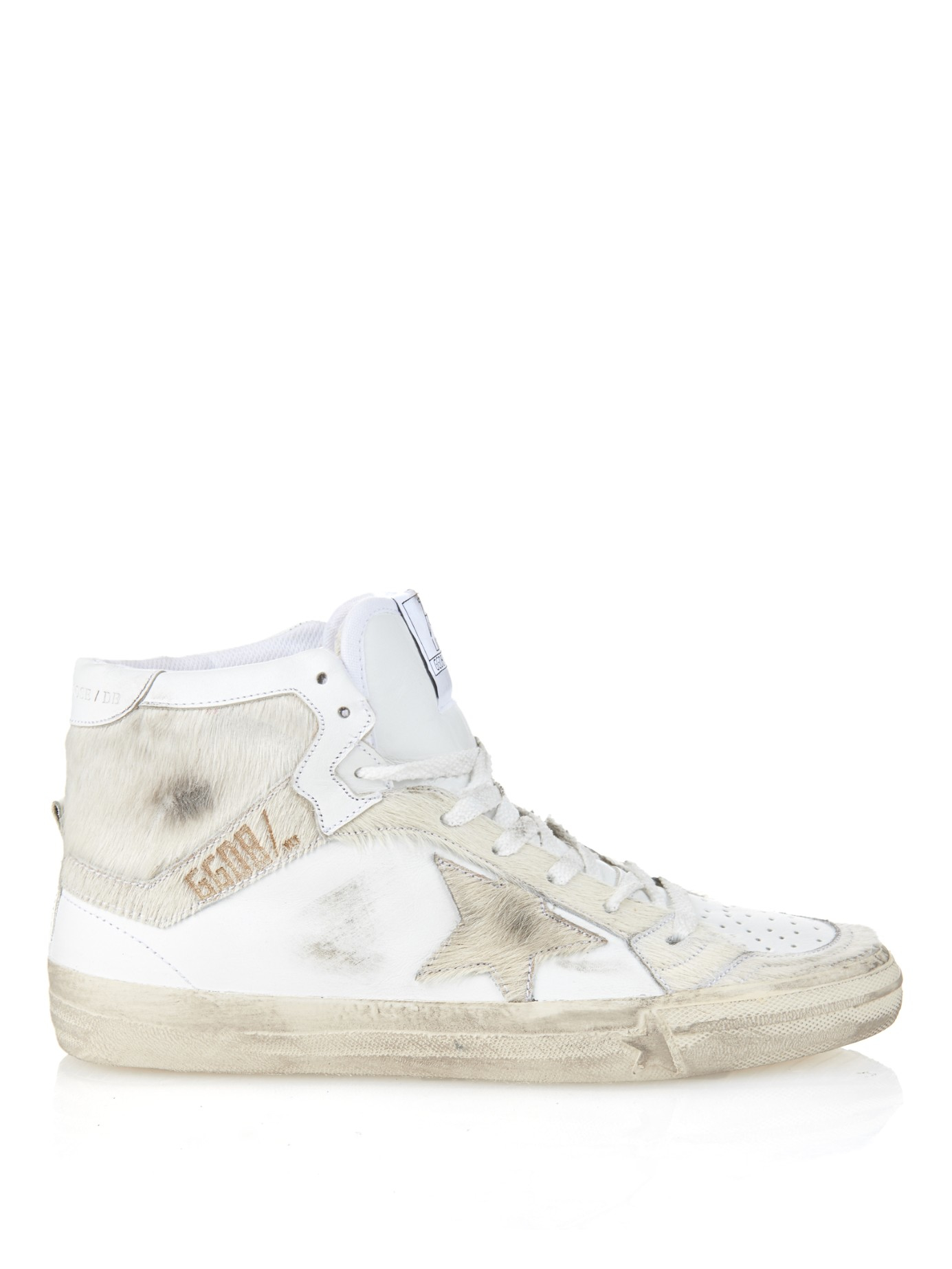 White Pony Sneakers Golden Goose CCmGQ41