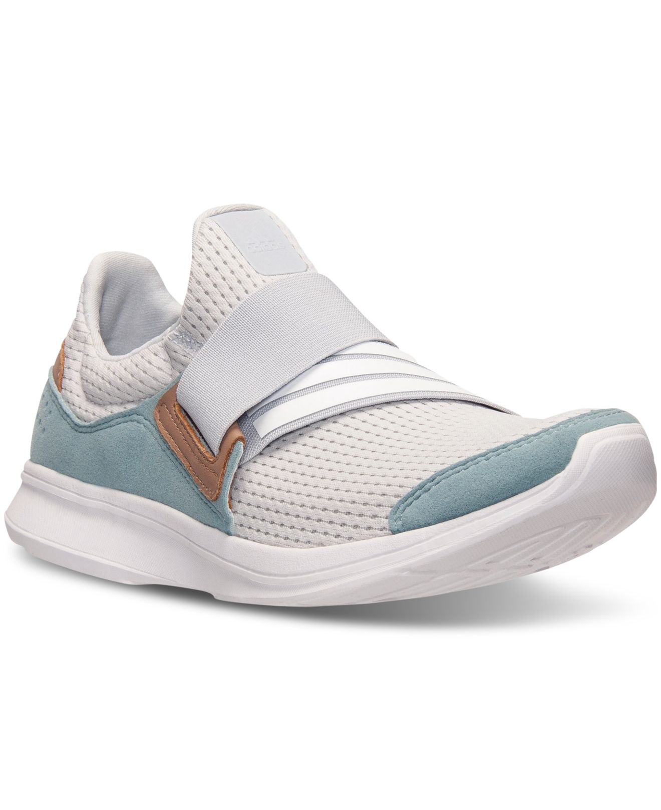 Lyst - adidas Originals Women s Lite Slip-on Running Sneakers From ... 56db6452f