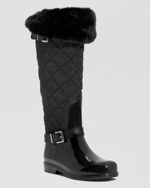 Michael Michael Kors Cold Weather Rain Boots Fulton