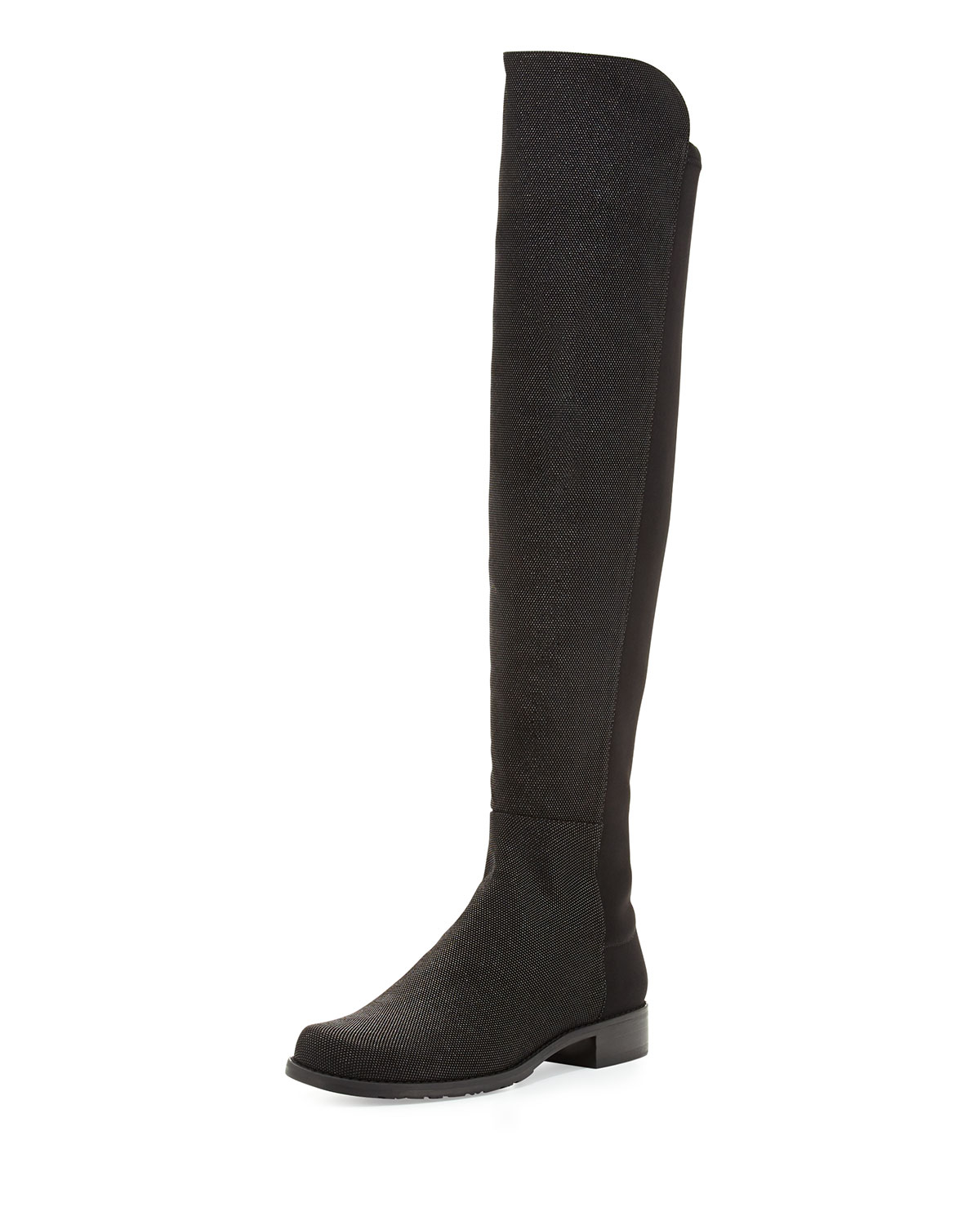 Stuart Weitzman Boots & Shoes. Stuart Weitzman boots and shoes are synonymous with fashionable footwear. Advocated by celebrities and supermodel powerhouses including Kate Moss and Gigi Hadid, you'll find the latest lines and an array of styles here at Daniel Footwear.