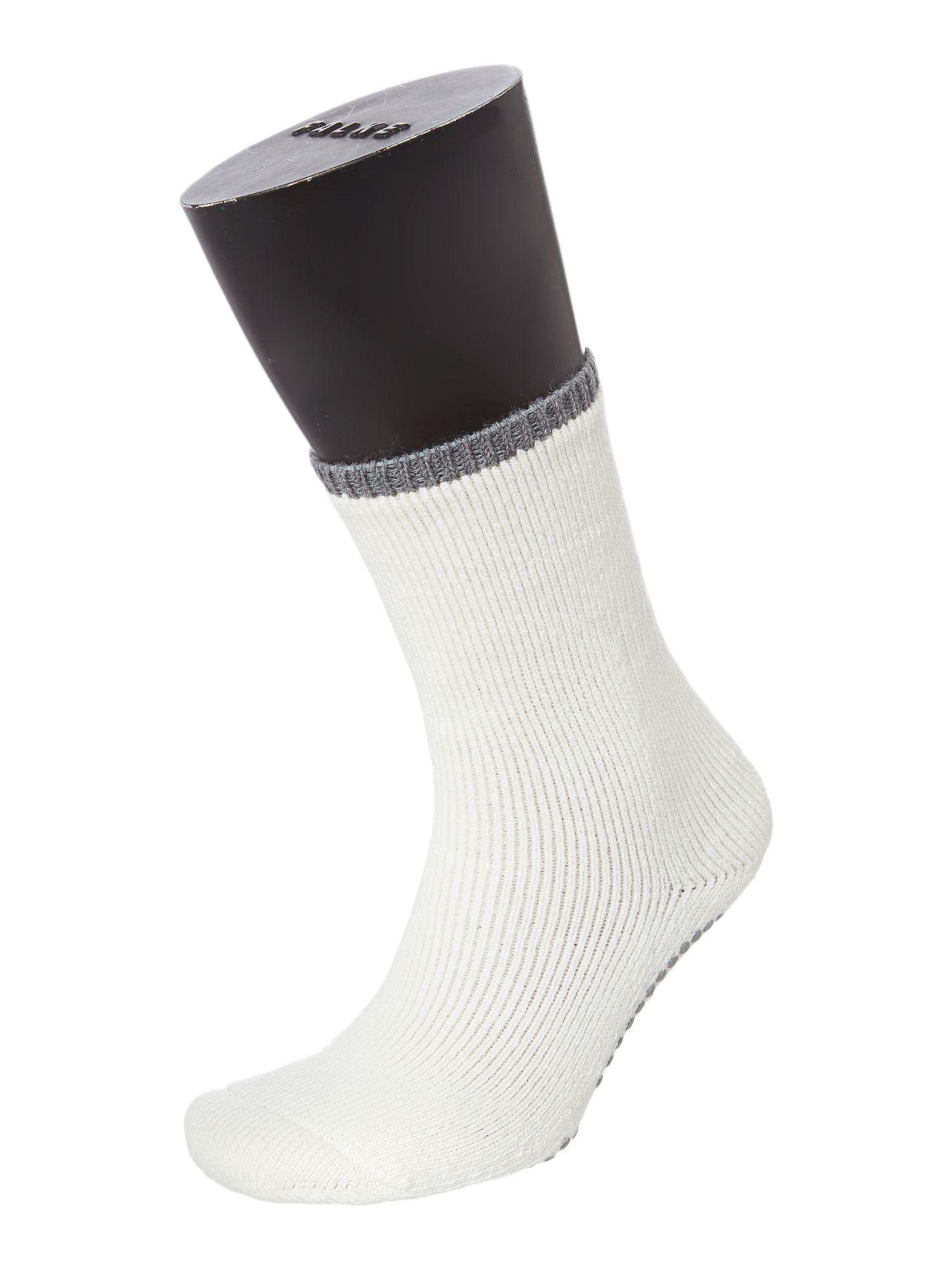 Lyst - Falke Cuddle Pad Slipper Socks In White