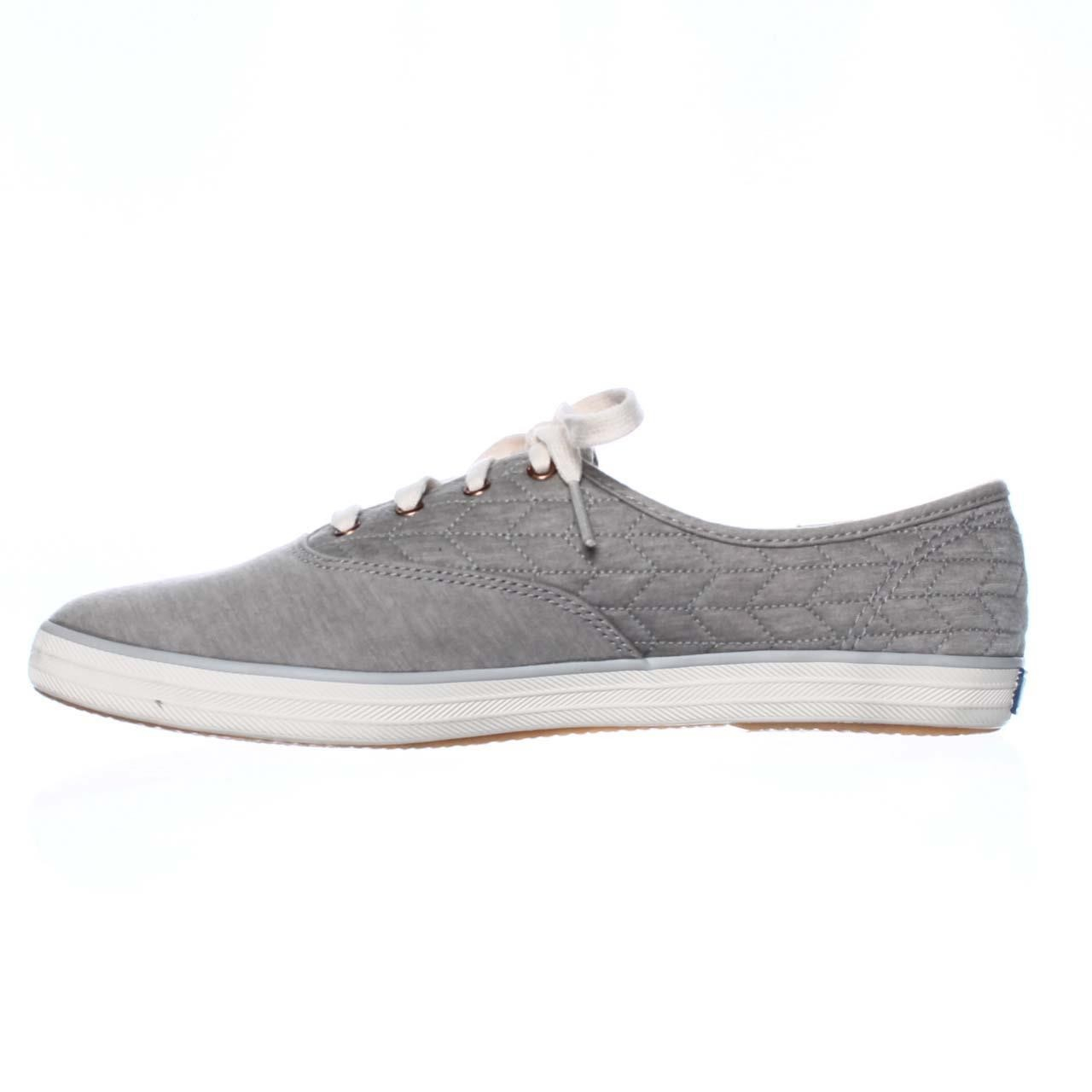 9319b0211a9e5 Lyst - Keds Champion Quilt Jersey Fashion Sneakers in Gray