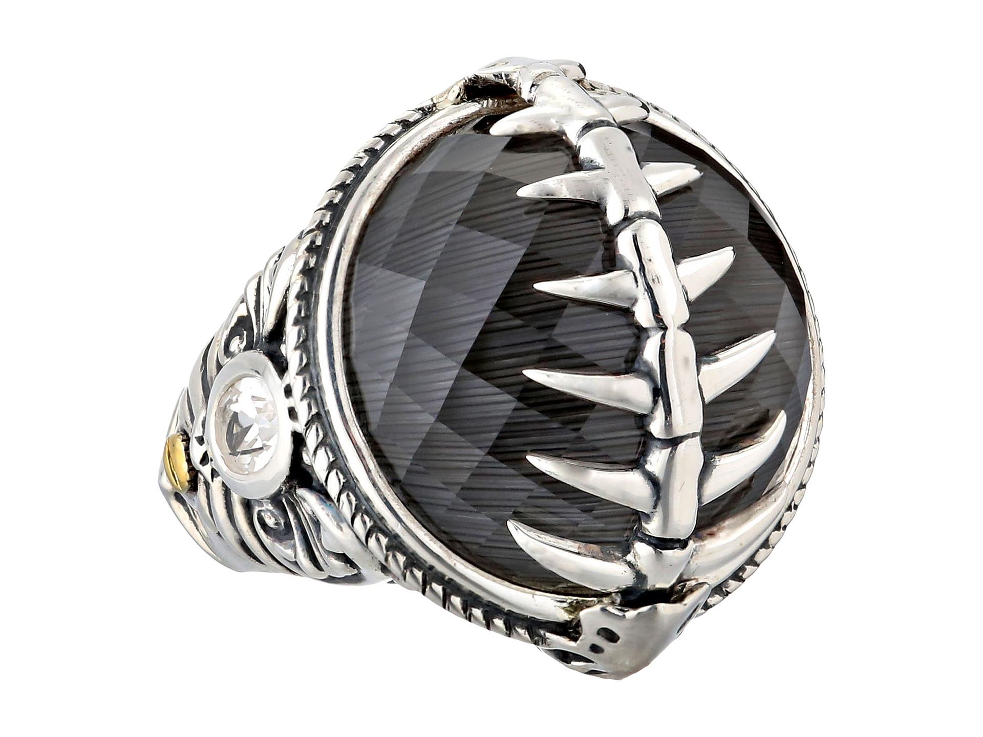 Dior Skeleton Ring