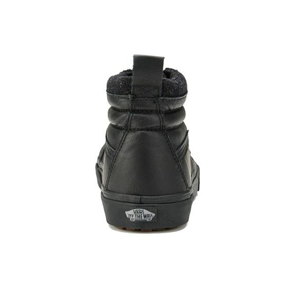 979a3e1154d2d1 Vans Men s Sk8-hi Mte Leather Hi-top Trainers in Black for Men - Lyst