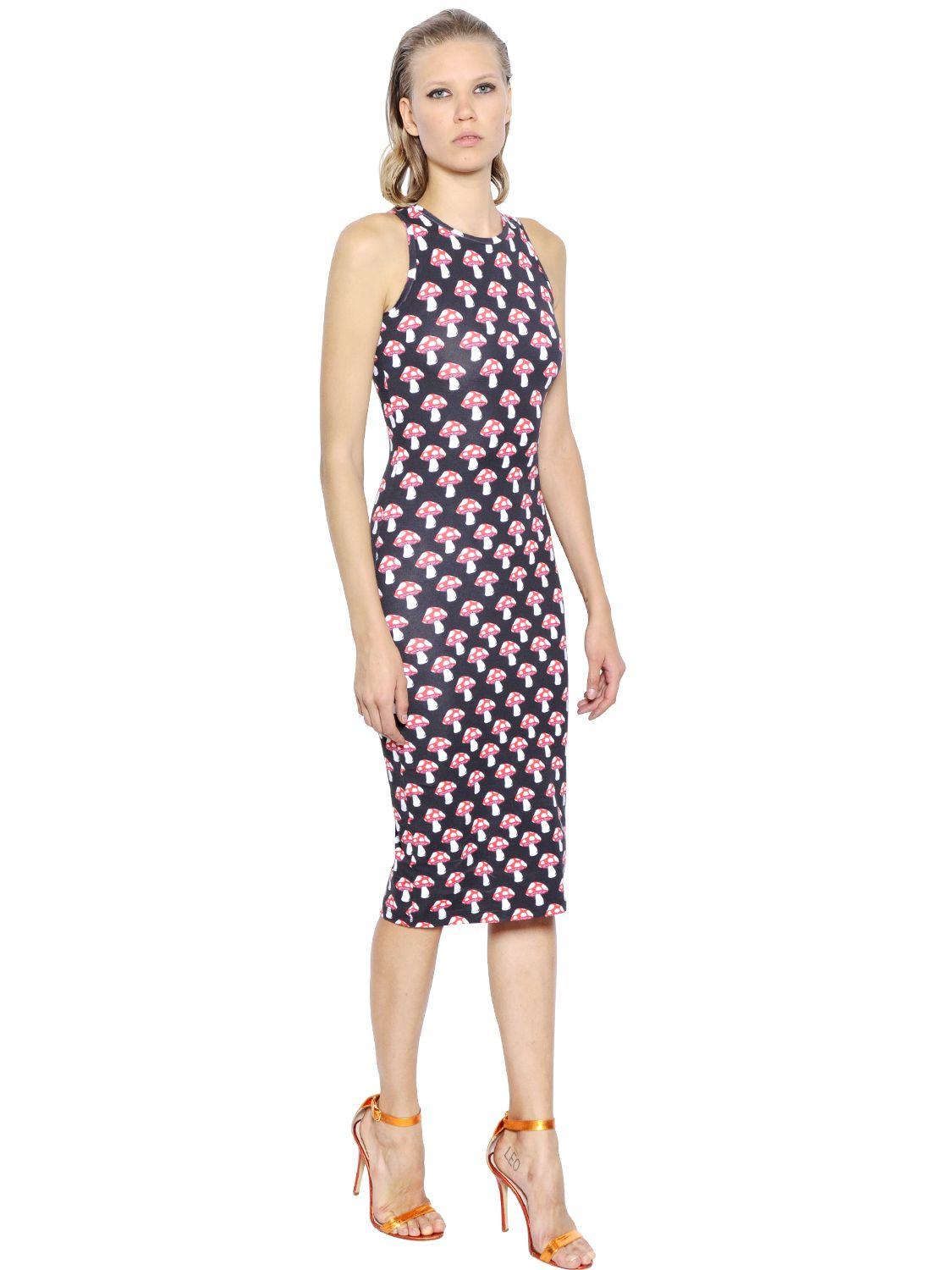 House of holland strappy maxi dress