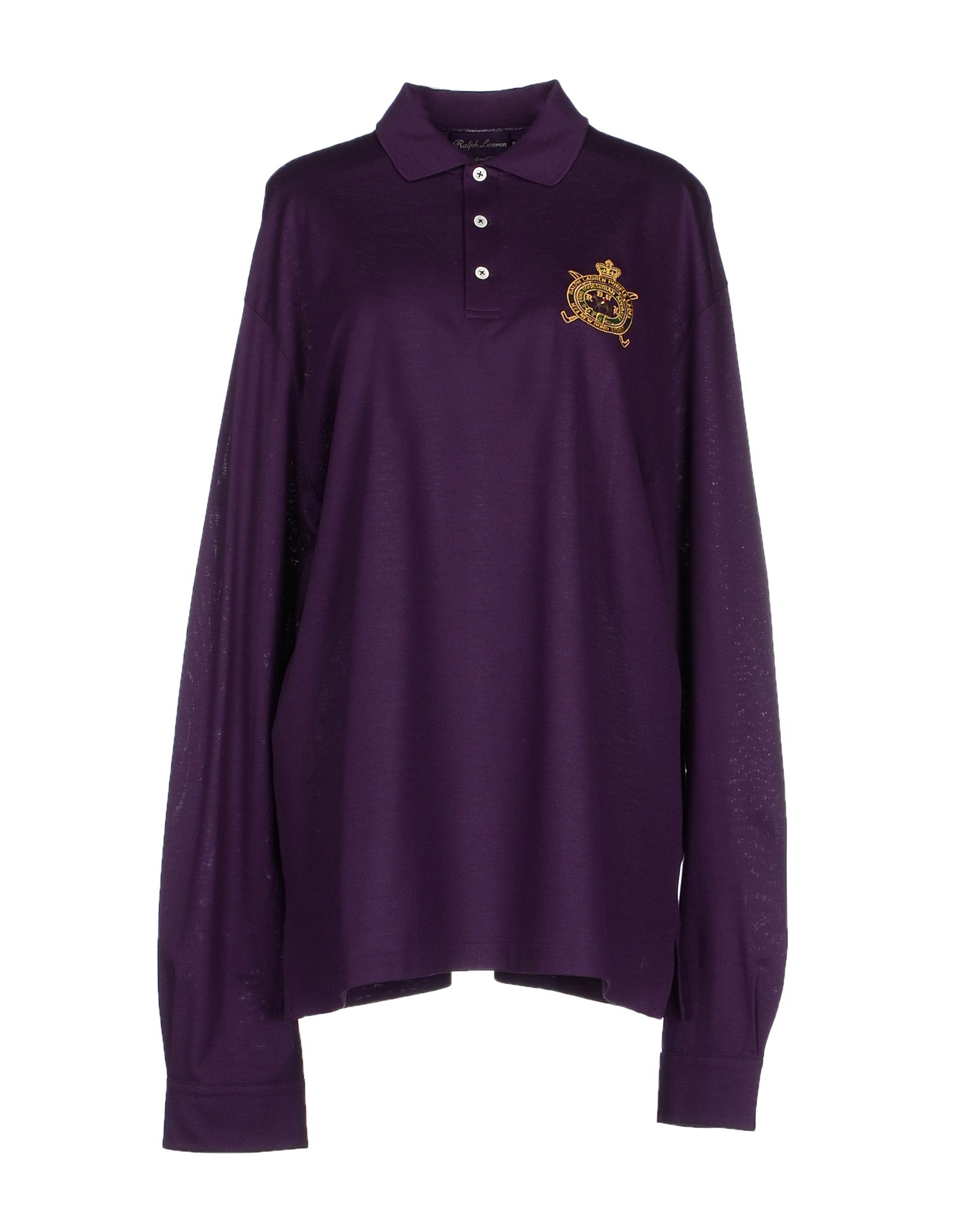 ralph lauren collection polo shirt in purple lyst. Black Bedroom Furniture Sets. Home Design Ideas