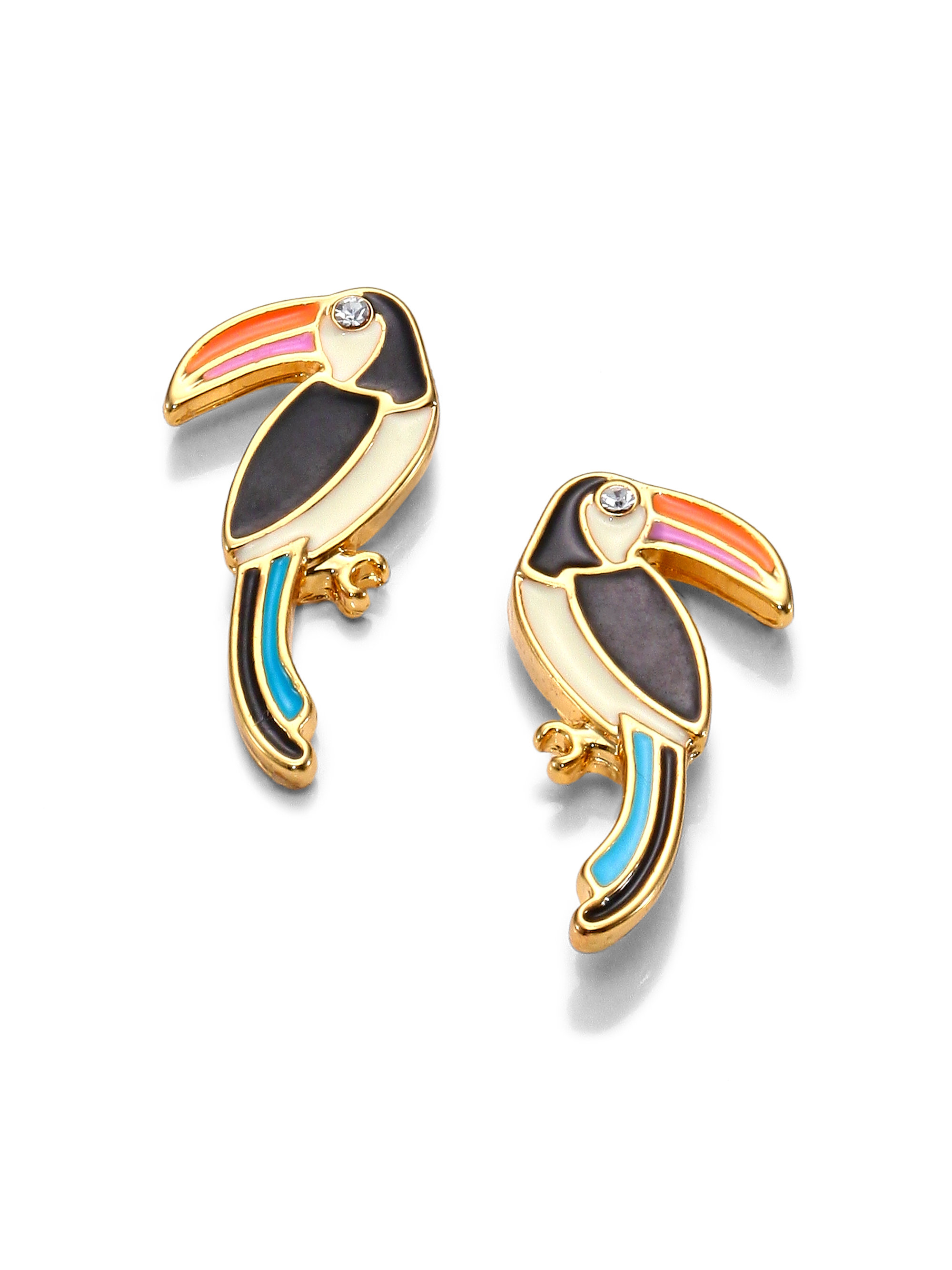 vitreous pin jewelry enamelart madhunt earrings enamel