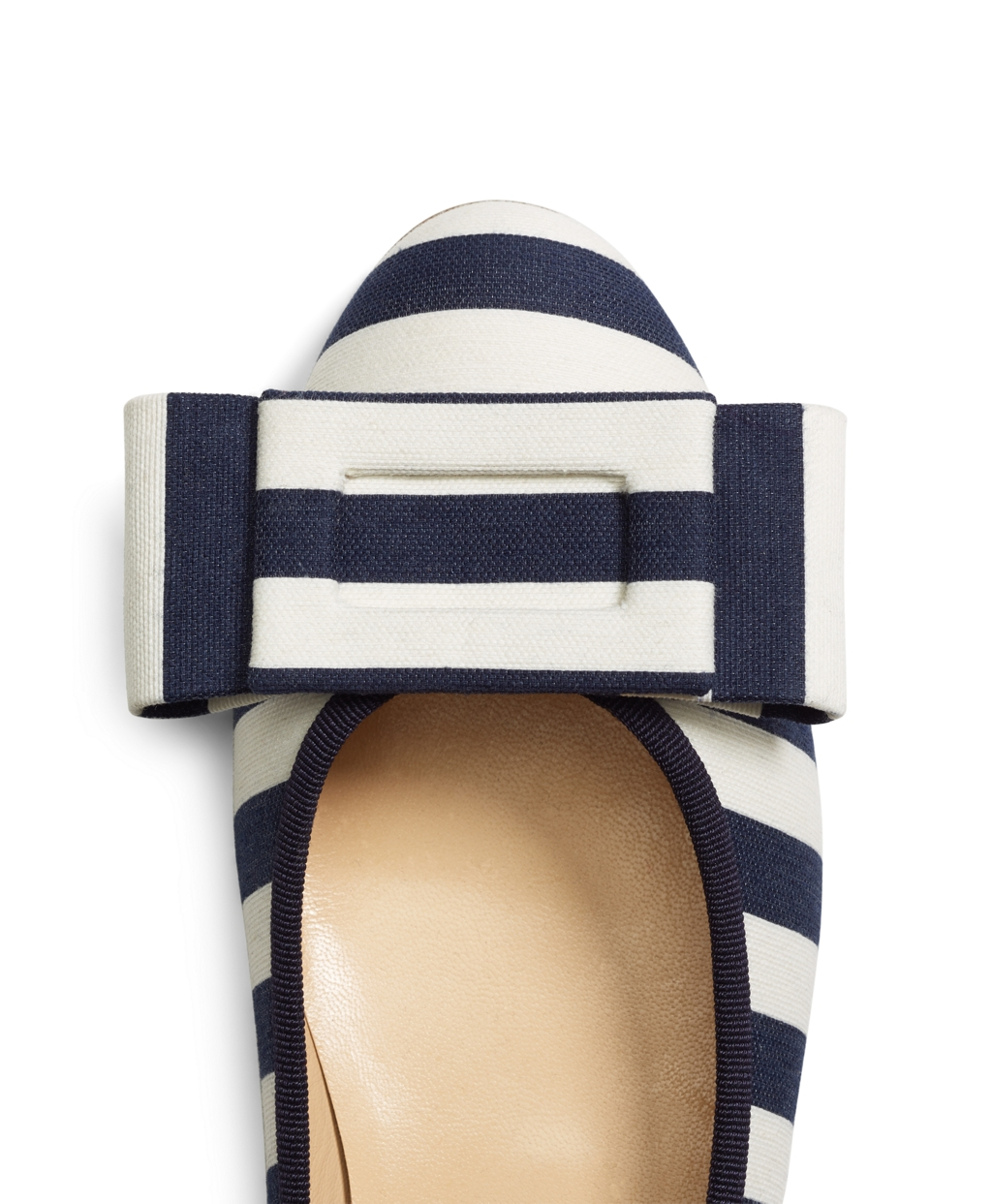Brooks brothers Ballet Flats in Blue