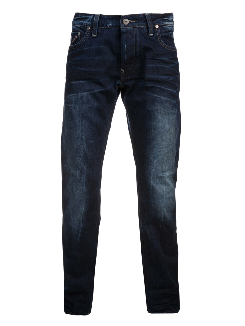star raw wisk attacc low straight leg jeans in blue for men lyst. Black Bedroom Furniture Sets. Home Design Ideas