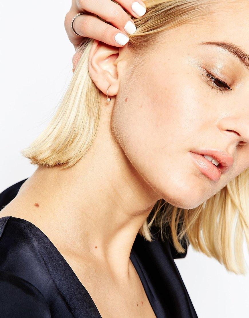 Gallery Women S Gold Hoop Earrings