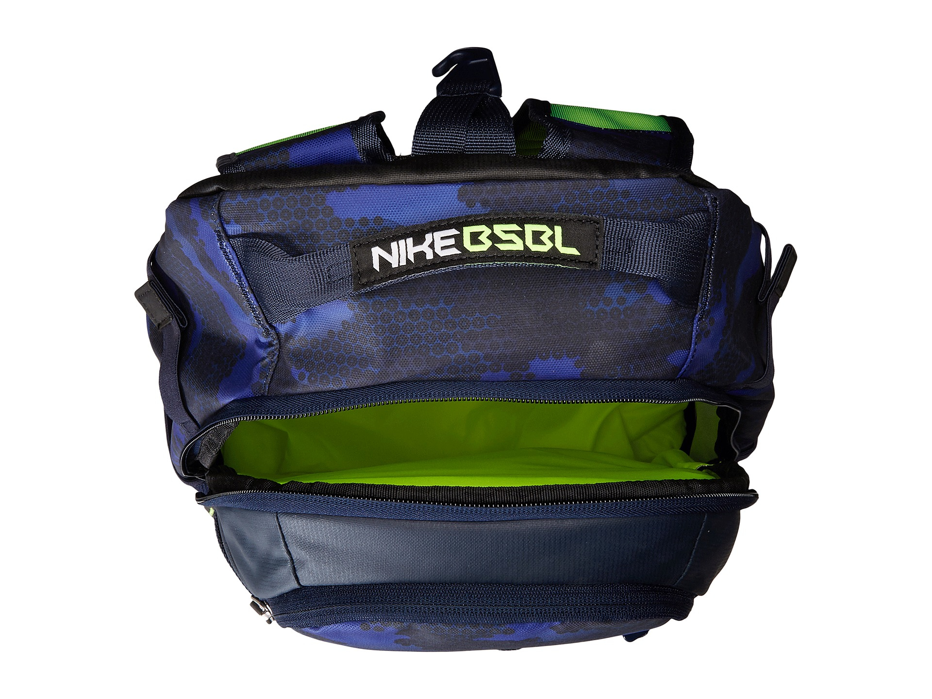 30cf51d00e Lyst - Nike Vapor Elite Bat Backpack Graphic in Blue for Men