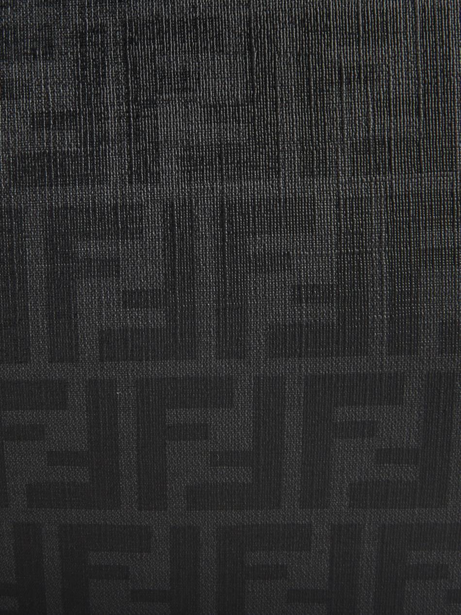 fendi bags outlet online b602  Fendi Logo Leather Messenger Bag in Gray for Men Grey  Lyst