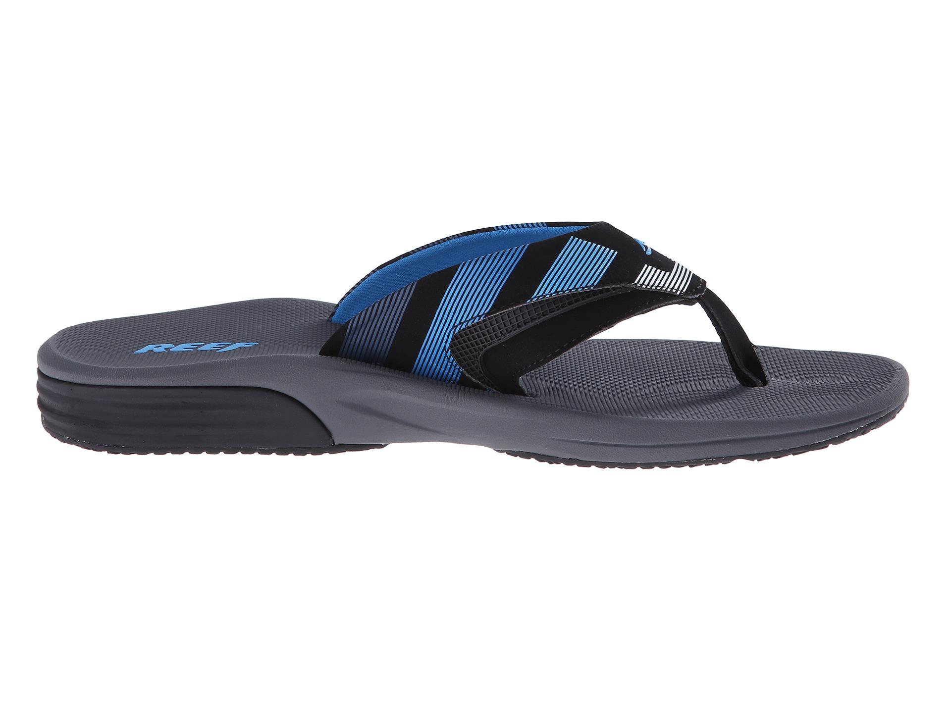 a567b5472e22 Lyst reef phantom player prints in blue for men jpg 1920x1440 Mens reef  phantom player sandal