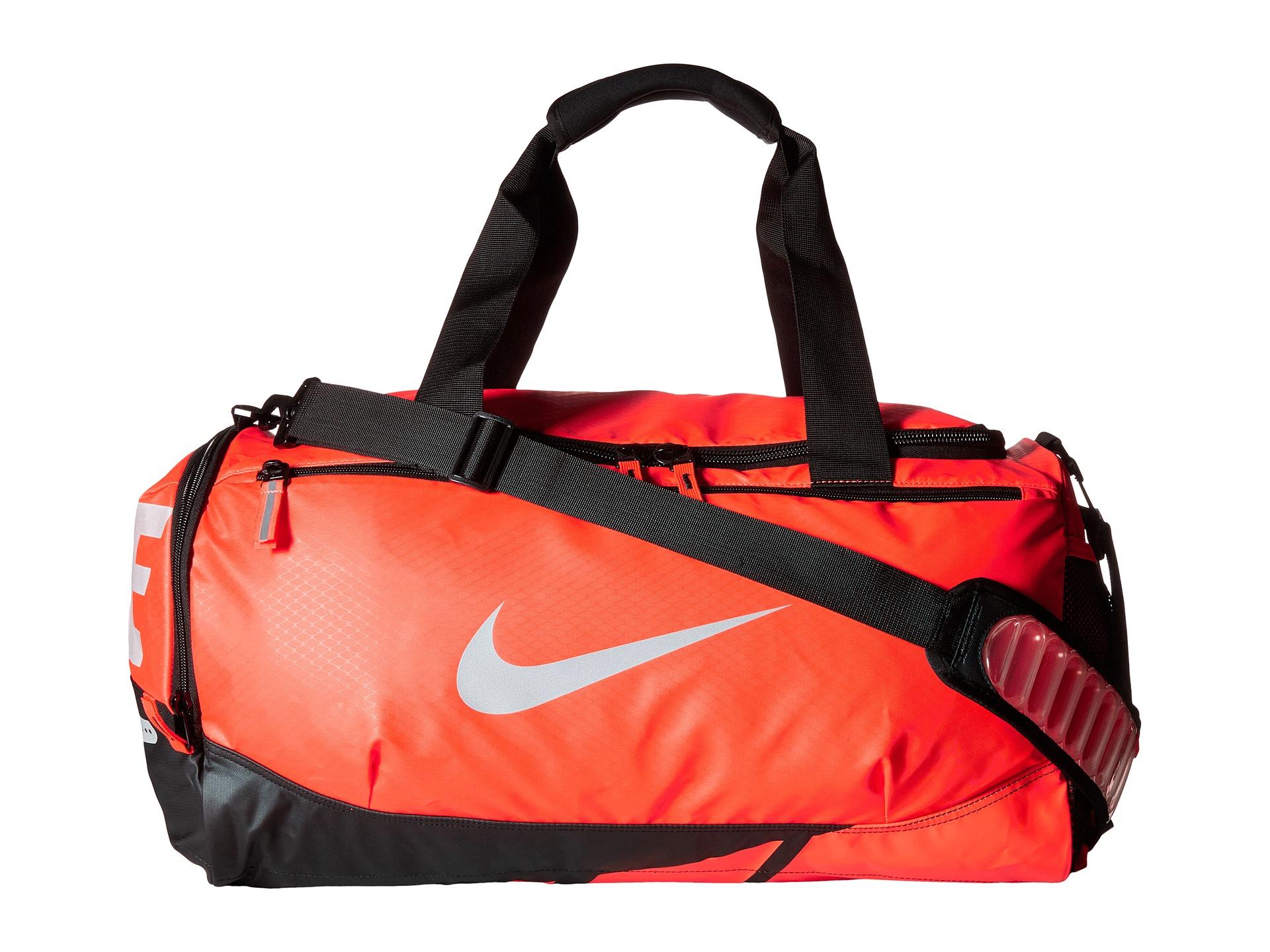 76af390ba Nike Vapor Max Air Small Duffel in Orange - Lyst