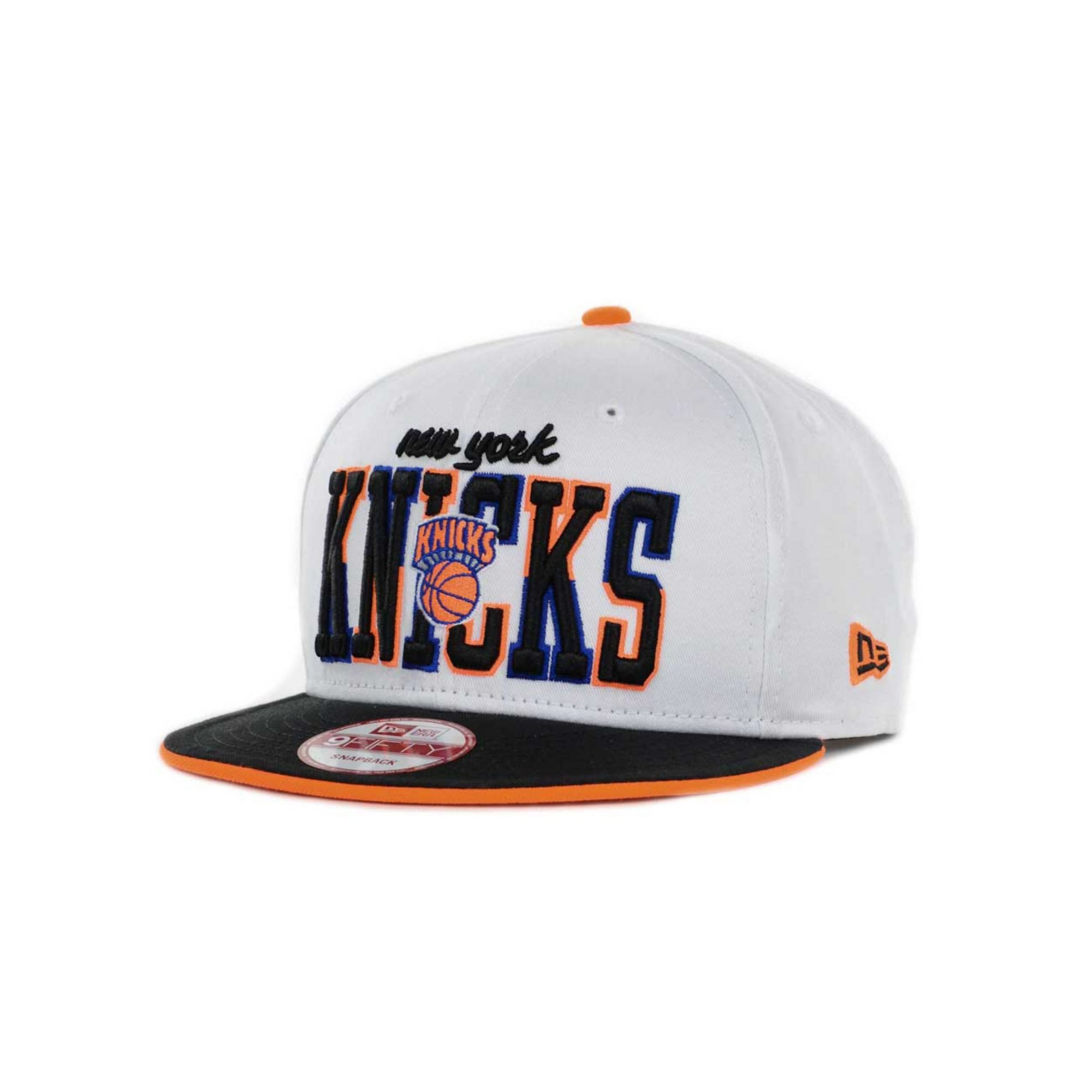 best loved be974 14fda KTZ New York Knicks Nba Hardwood Classics Pump Fake Snapback 9fifty ...