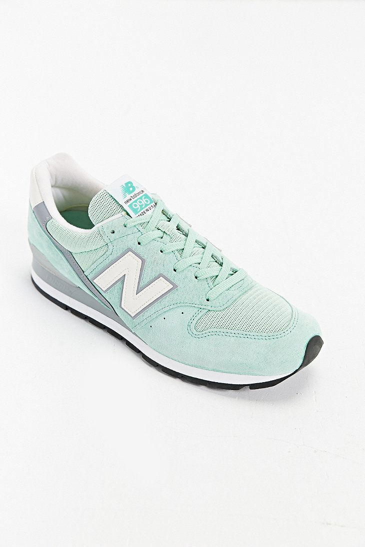 big sale f61b8 c356a Lyst - New Balance Made In Usa 996 Connoisseur Painters Running ...