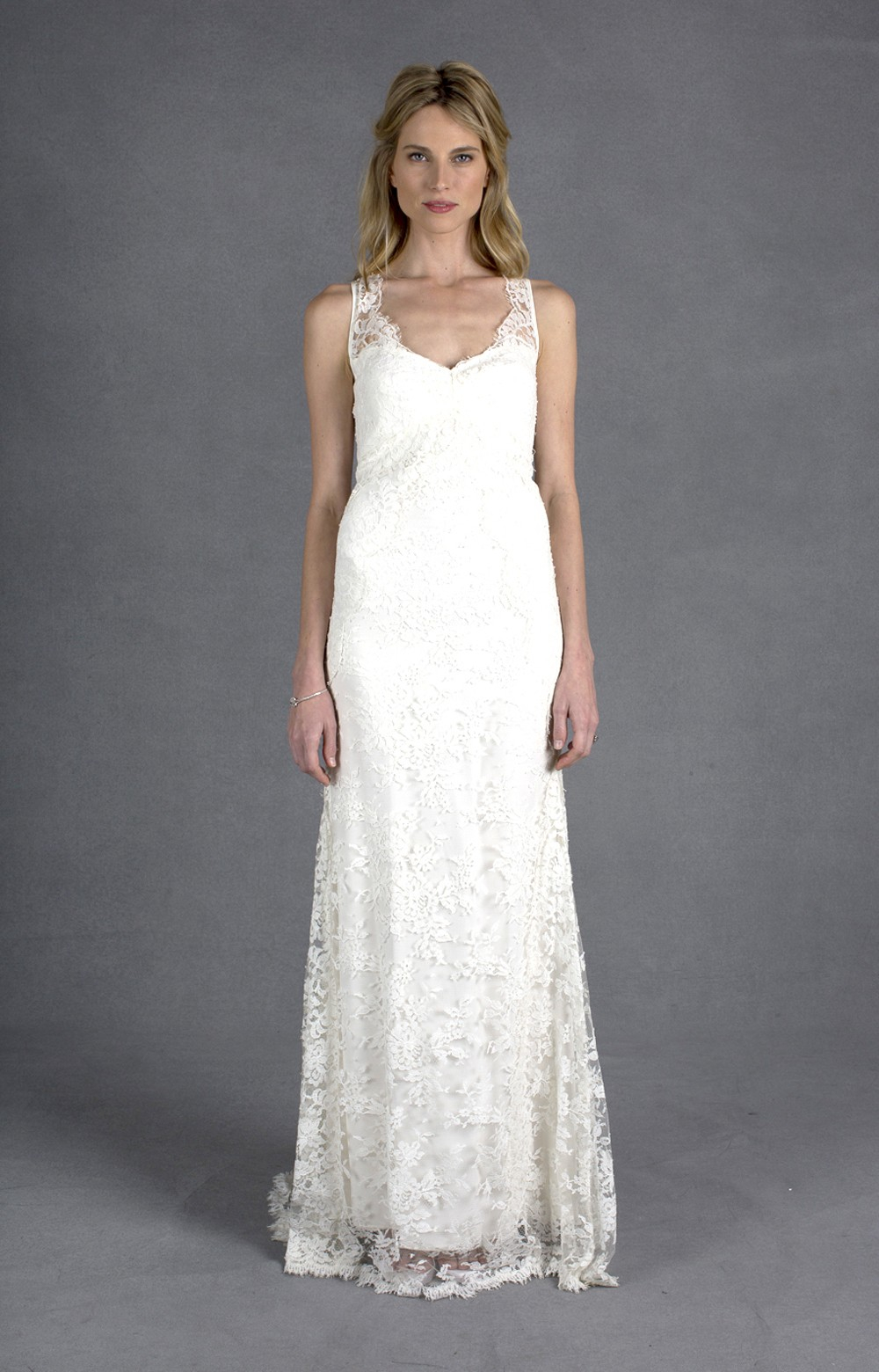 nicole miller wedding dress lyst miller bridal gown in 6162