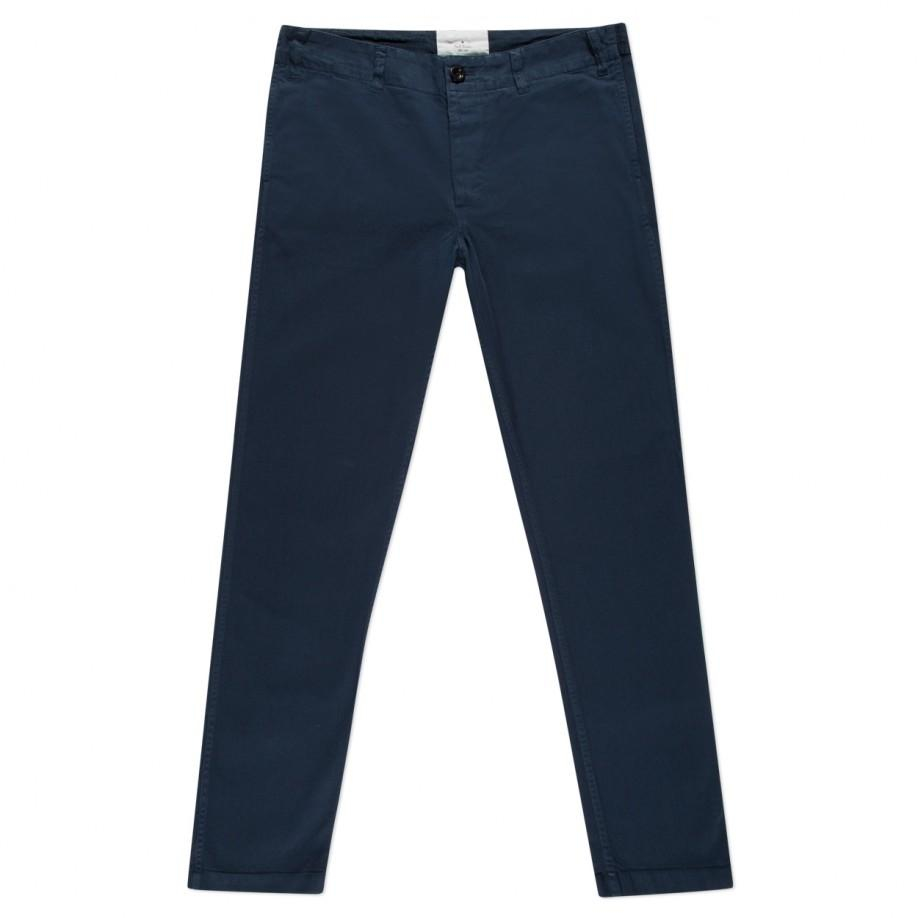 Slim-fit Stretch-cotton Twill Chinos Paul Smith zDY5mkhN6