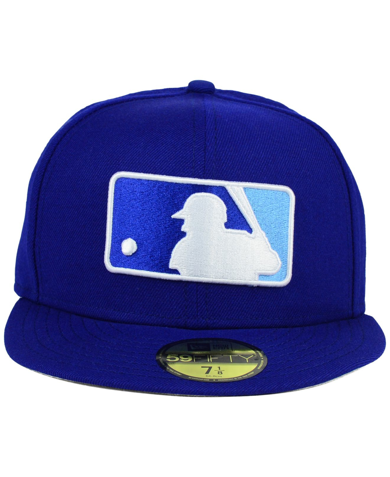 the latest dcc24 73307 KTZ Kansas City Royals Team Logo Man 59fifty Cap in Blue for Men - Lyst