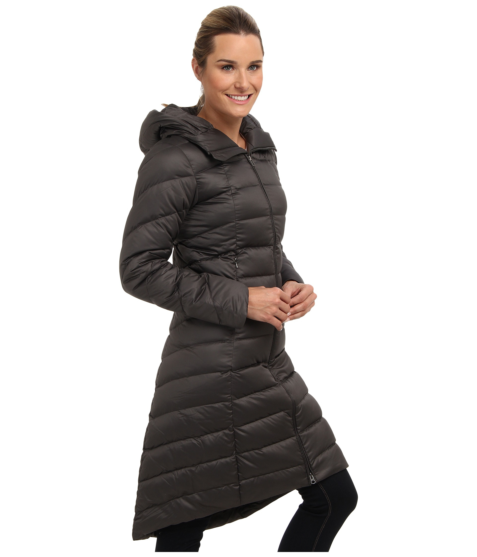 Patagonia downtown loft jacket hood