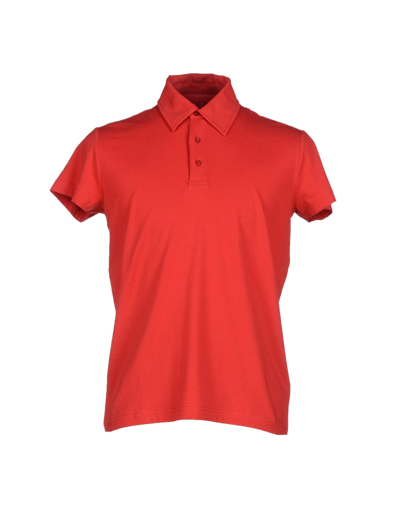 calvin klein jeans polo shirt in red for men lyst. Black Bedroom Furniture Sets. Home Design Ideas