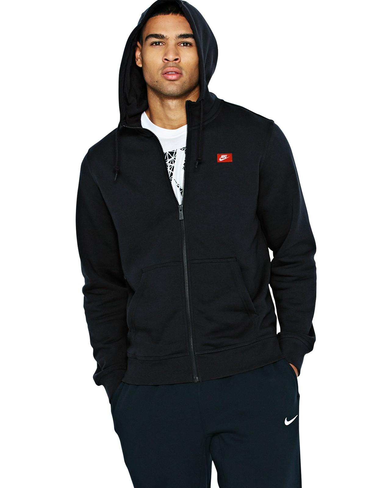 Zip hoodie men