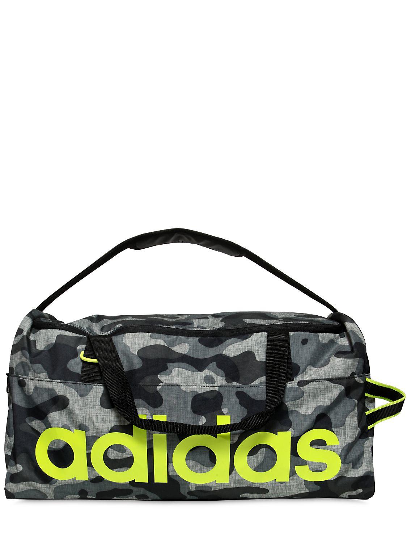 Lyst Adidas Originals Performance Camo Nylon Ripstop Gym