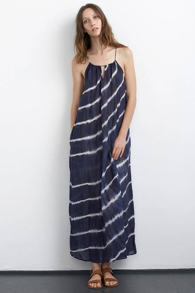 Velvet by graham & spencer Filipa Tie Dye Silk Cotton ...