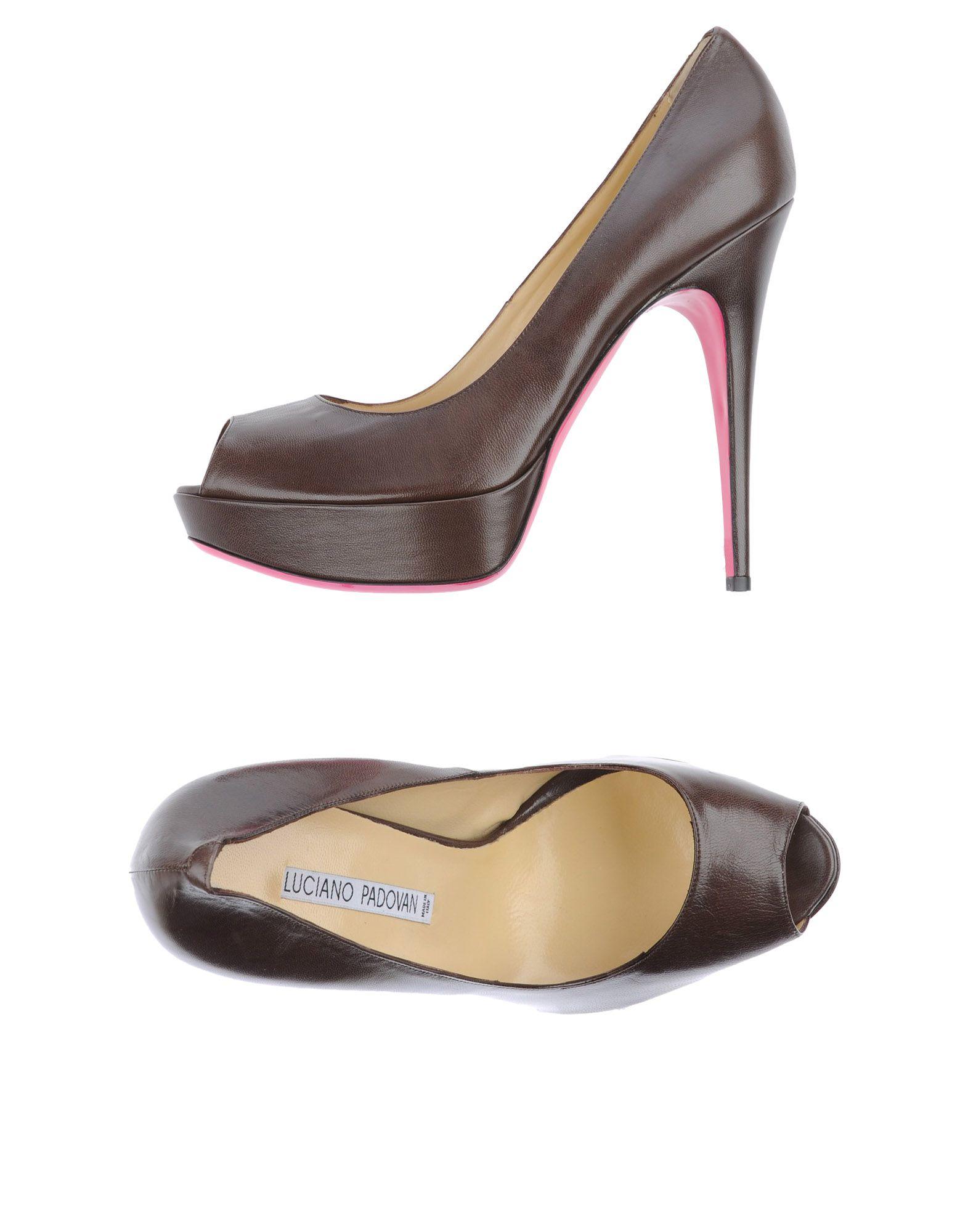Luciano Padovan High Heel Shoes