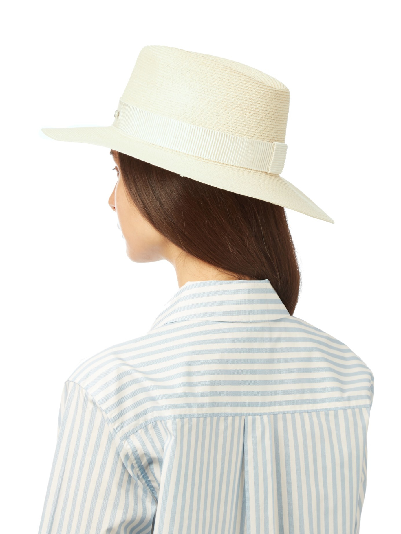 Lyst - Maison Michel Charles Capana Straw Hat in Natural aa659299532