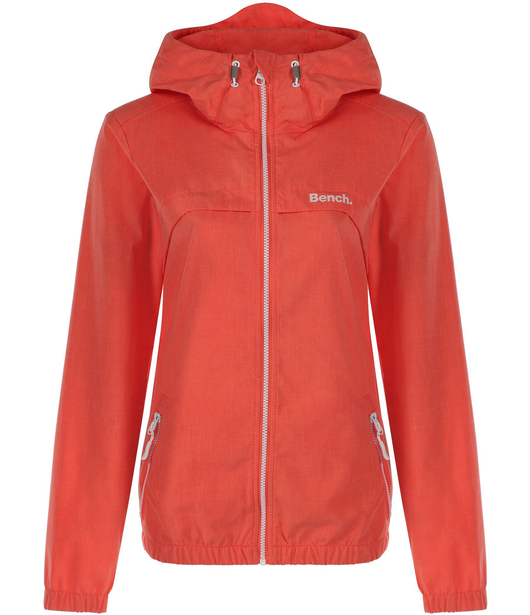 Bench Clothing London Bench Retrocag Ii D Lightweight Shell Jacket In Pink Lyst