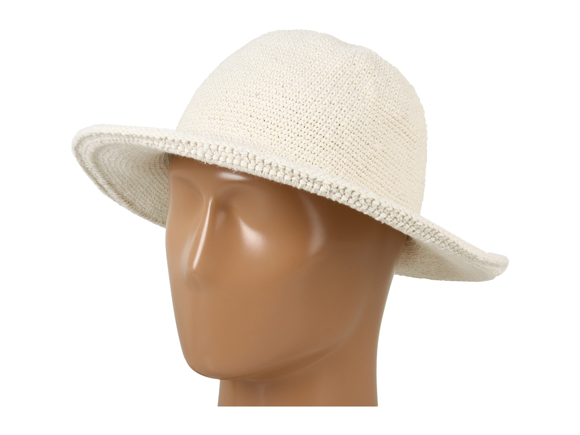 7b167169 San Diego Hat Company Chm5 Cotton Crochet Medium Brim Sun Hat in ...