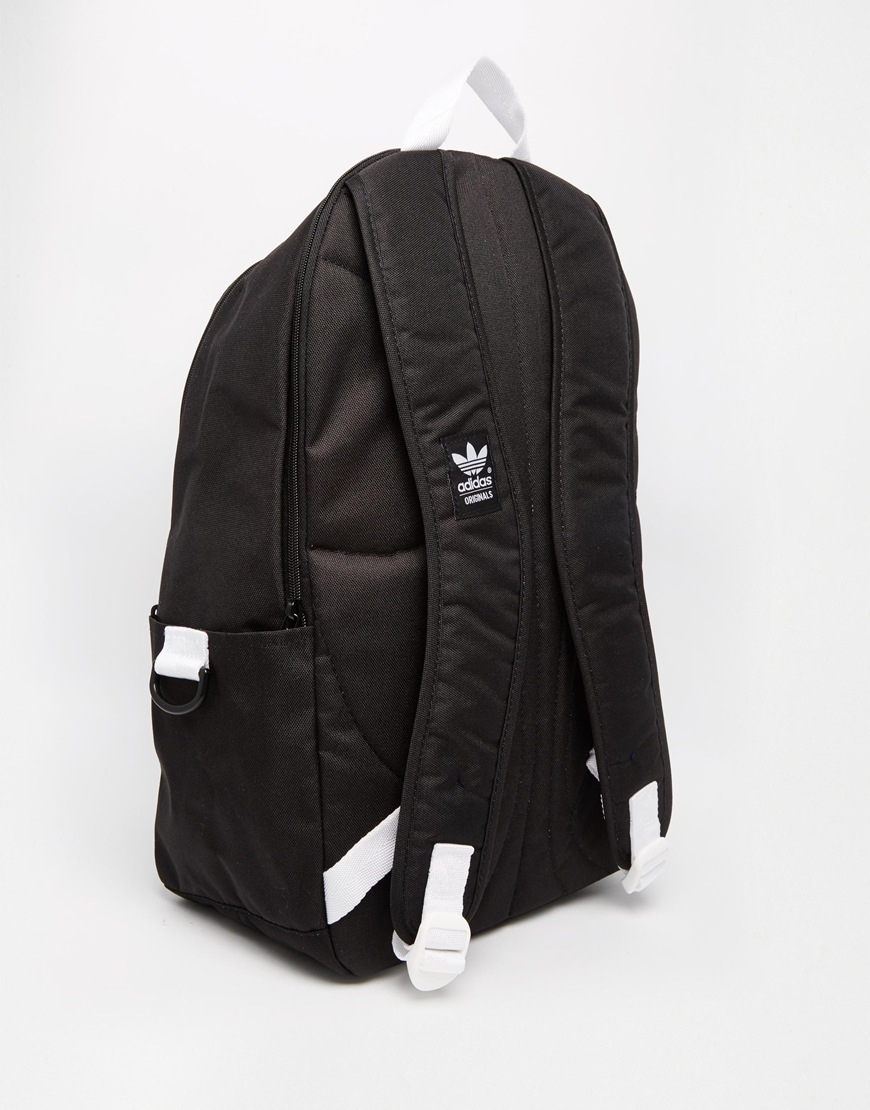 4f56ab47a33c4 Adidas Essential Backpack Black And White- Fenix Toulouse Handball