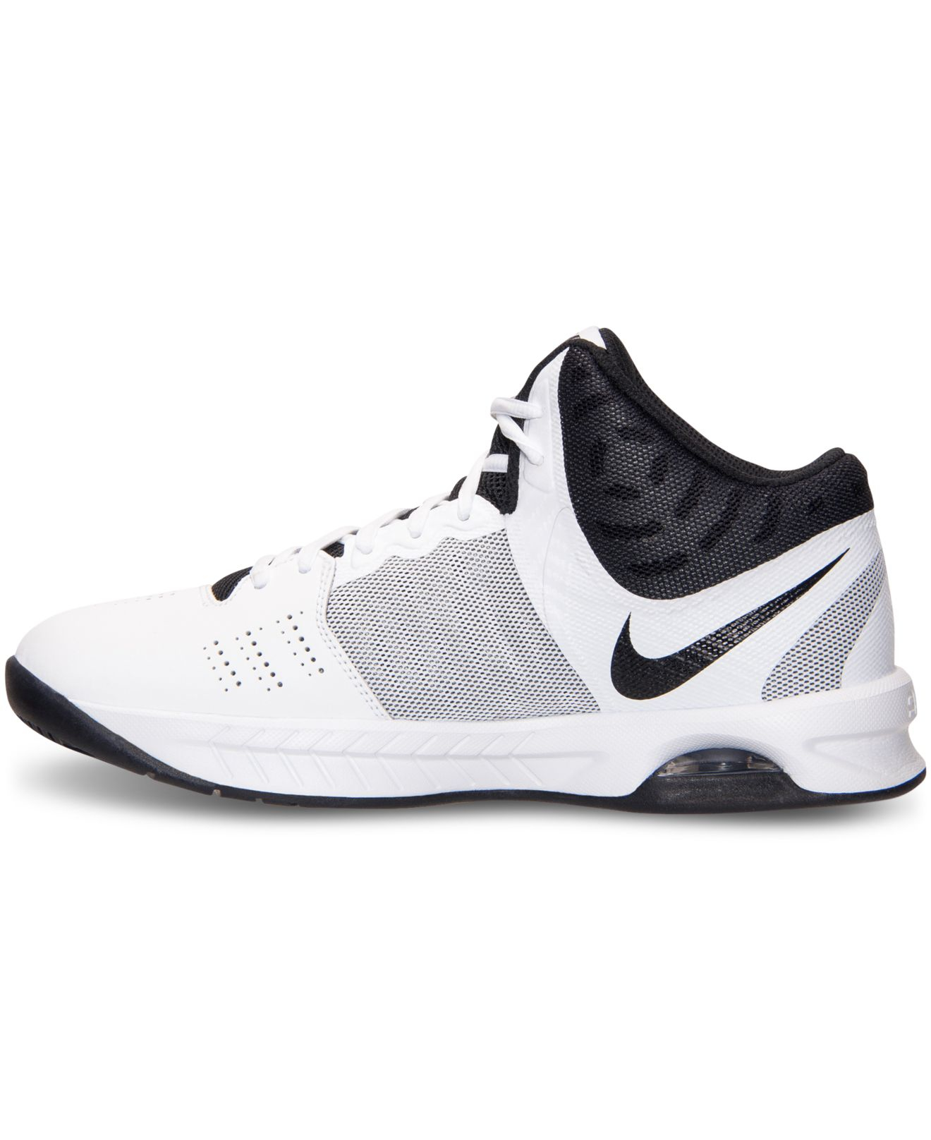 13a5f9a9235e Nike Men s Air Visi Pro Vi Basketball Sneakers From Finish Line in ...