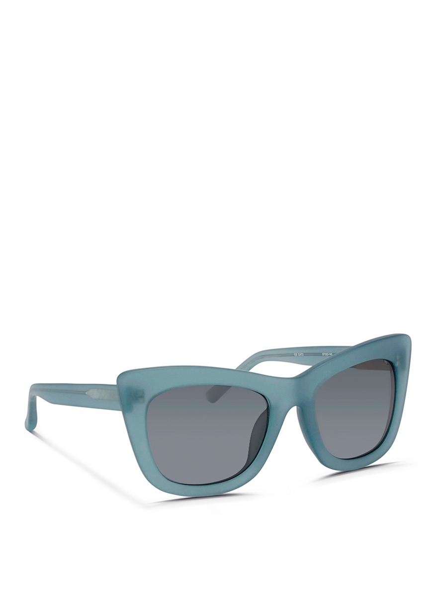 Retro Styling Cat Eye Sunglasses