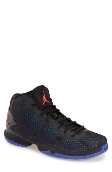 c661486865a Nike Jordan Super. Fly 4 Basketball Shoes in Black for Men - Lyst