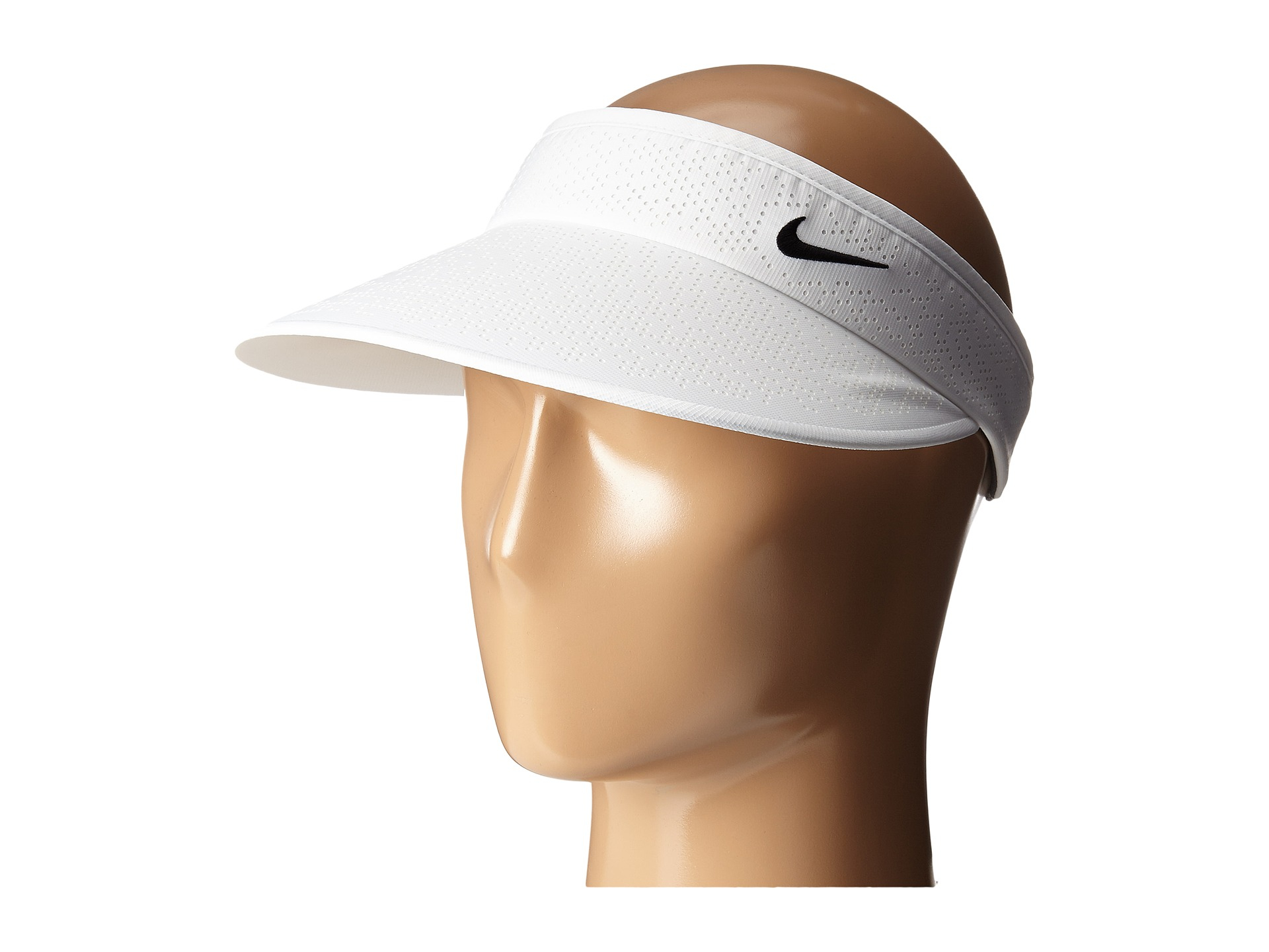 910f9108bea890 Nike Big Bill Visor 2.0 in White - Lyst