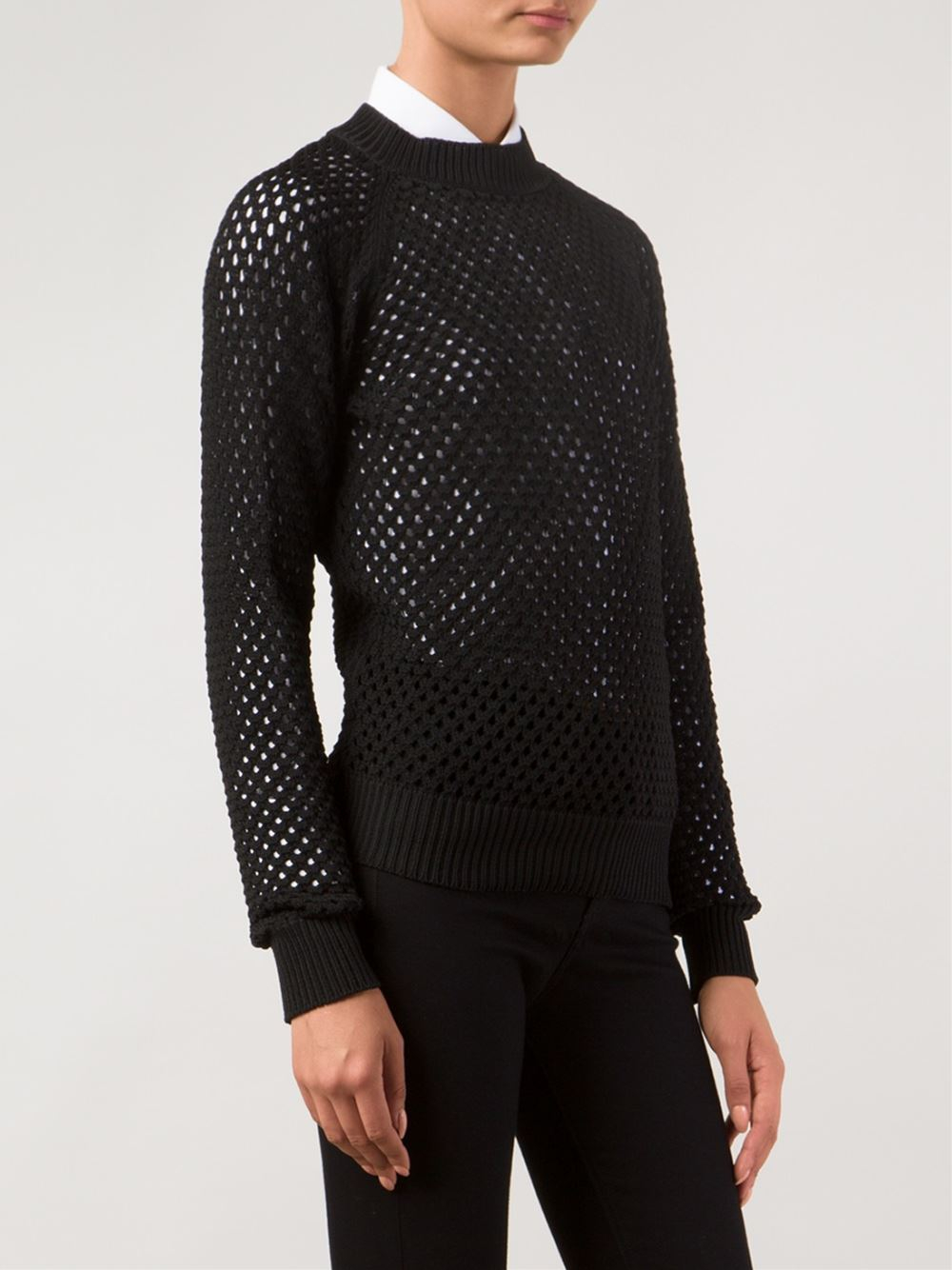 Shop for and buy open knit sweater online at Macy's. Find open knit sweater at Macy's.