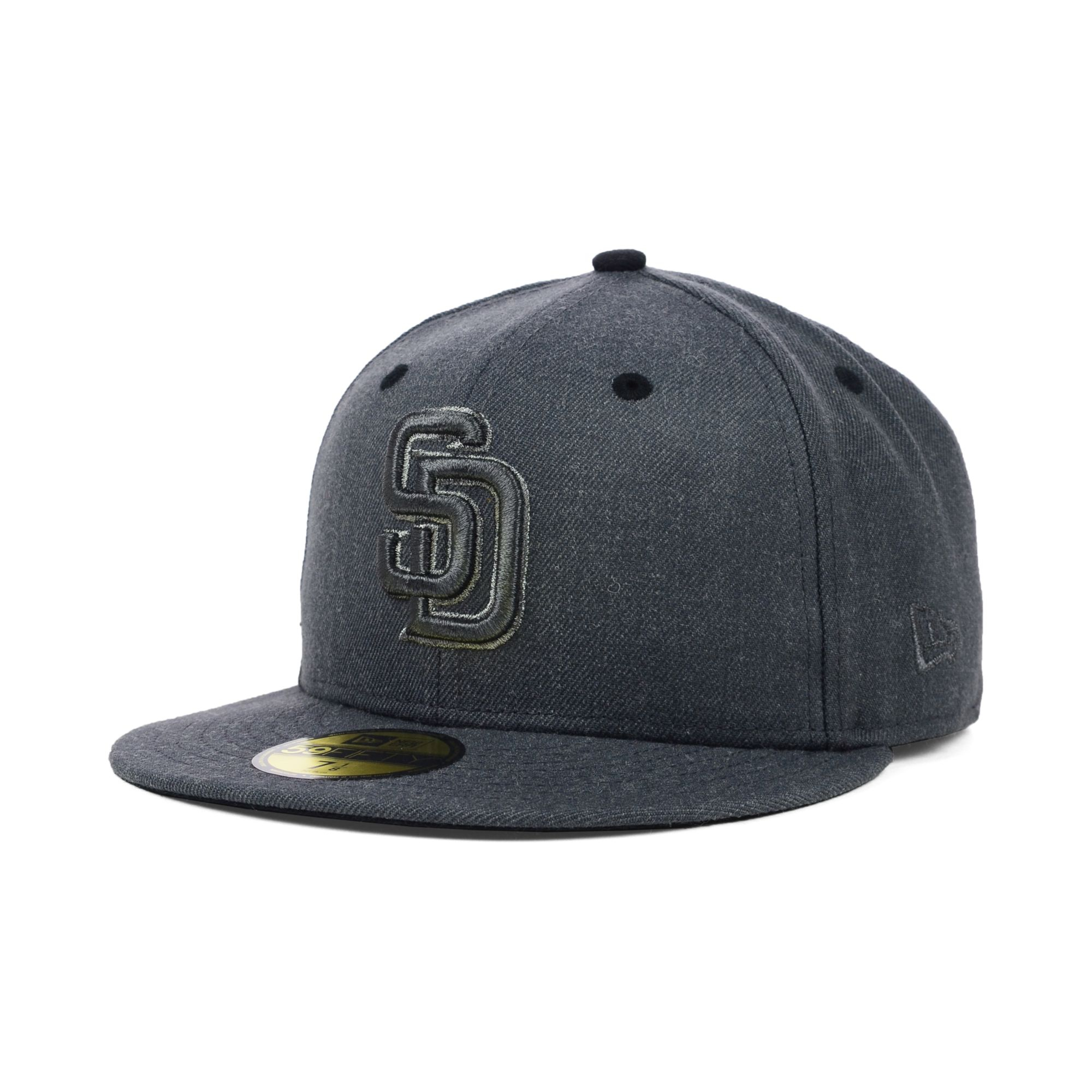b9083d51f where can i buy san diego padres new era mlb heather hype 9fifty ...