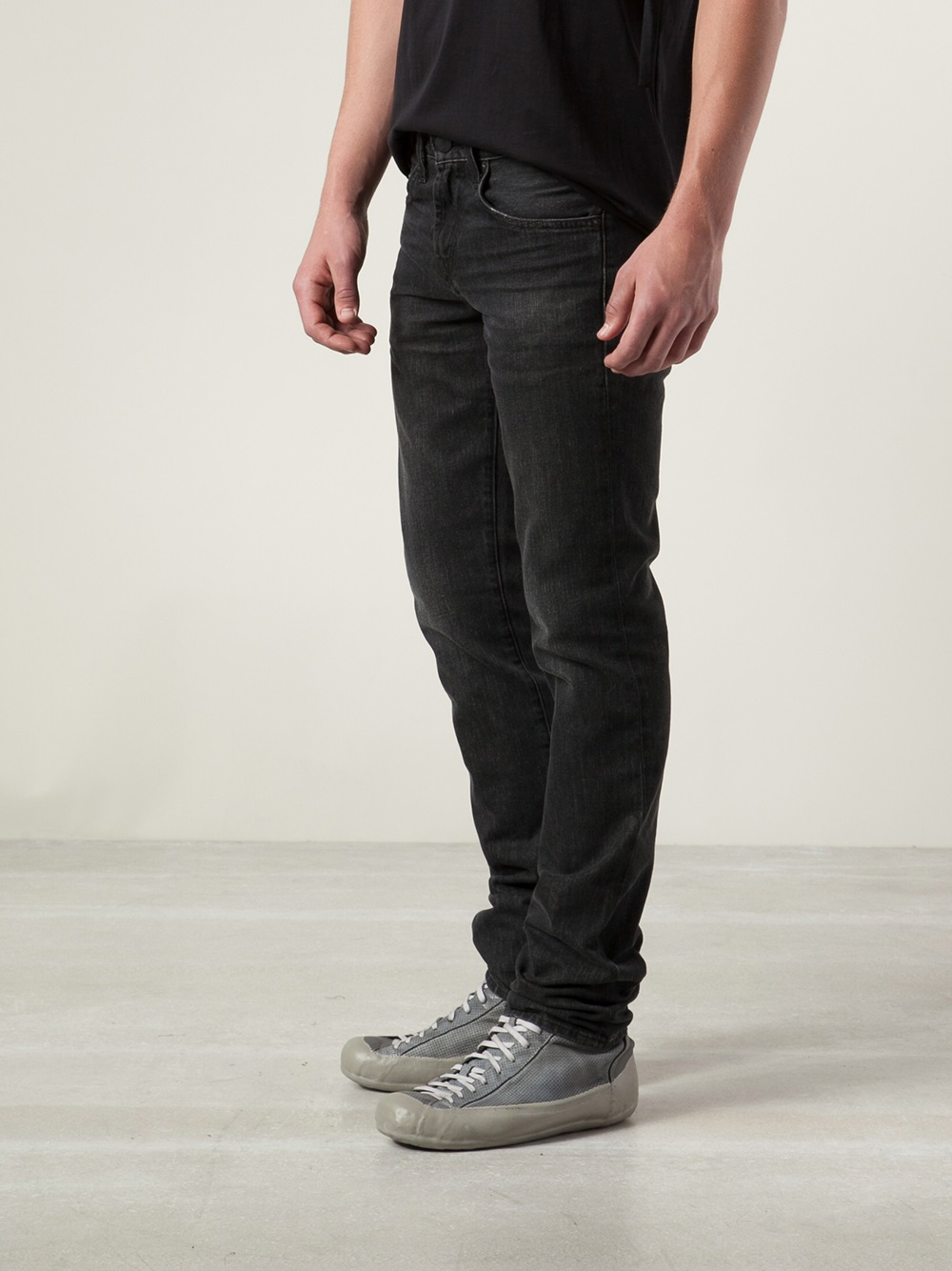 e02ee9f0 J Brand Tyler Slim Fit Jeans in Black for Men - Lyst