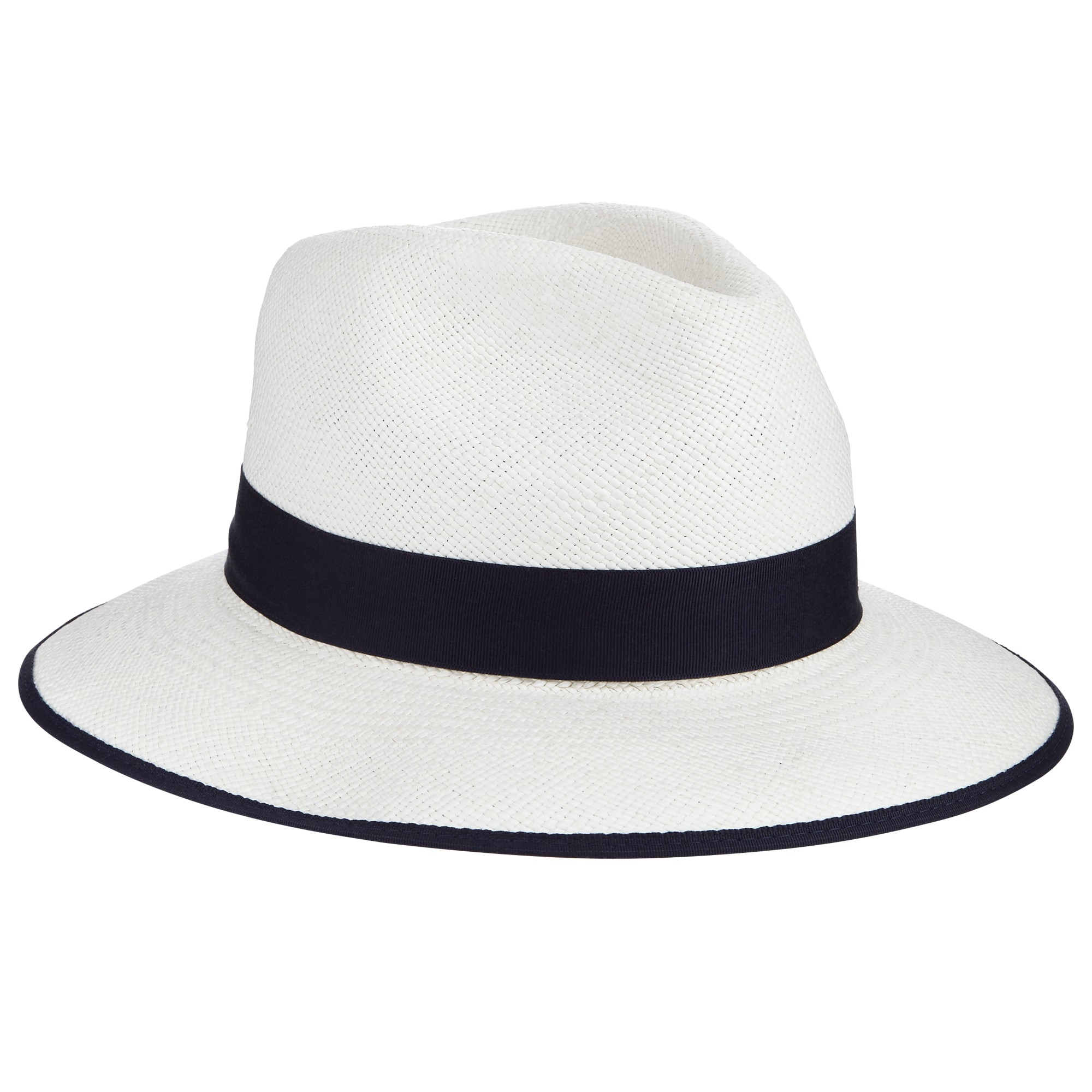 2d2dca1081f Christys  Classic Down Brim Panama Hat in White for Men - Lyst