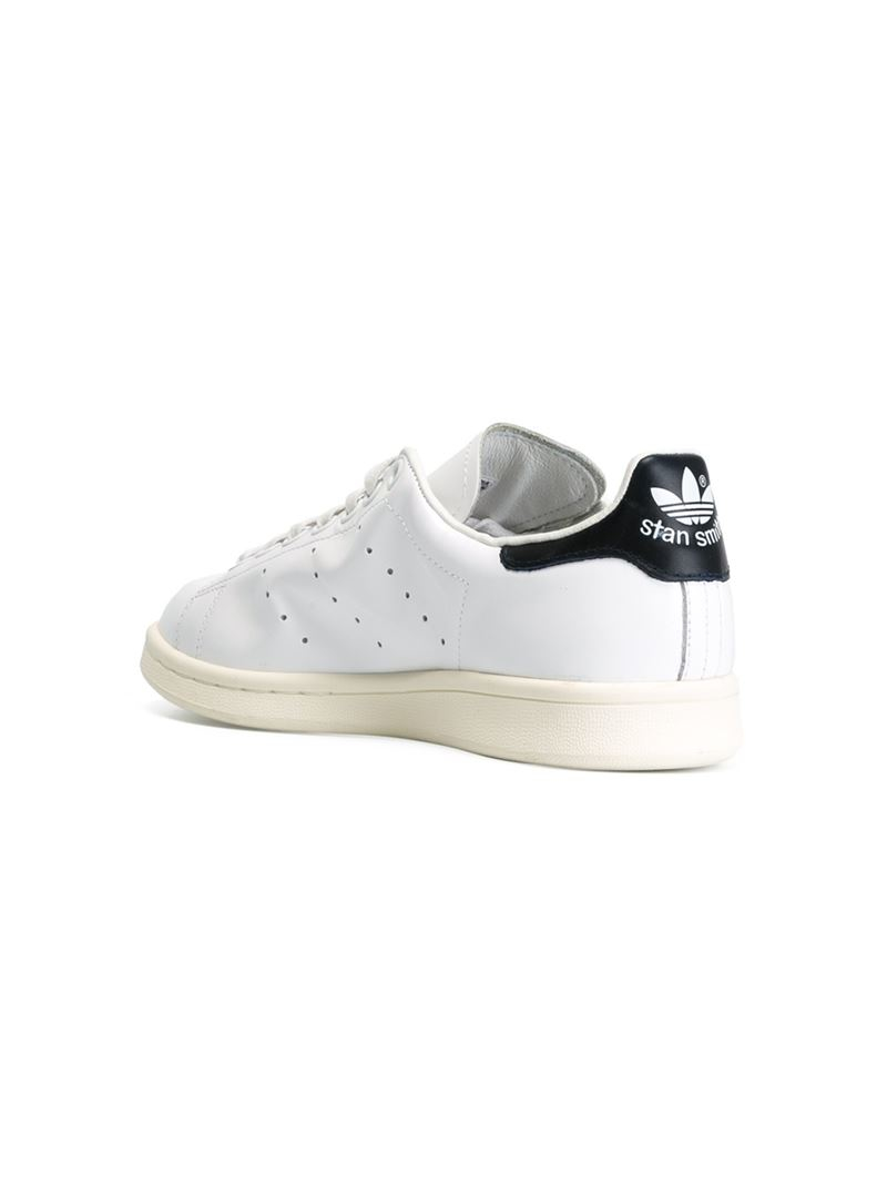 lyst adidas originals 39 stan smith 39 sneakers in white for men. Black Bedroom Furniture Sets. Home Design Ideas