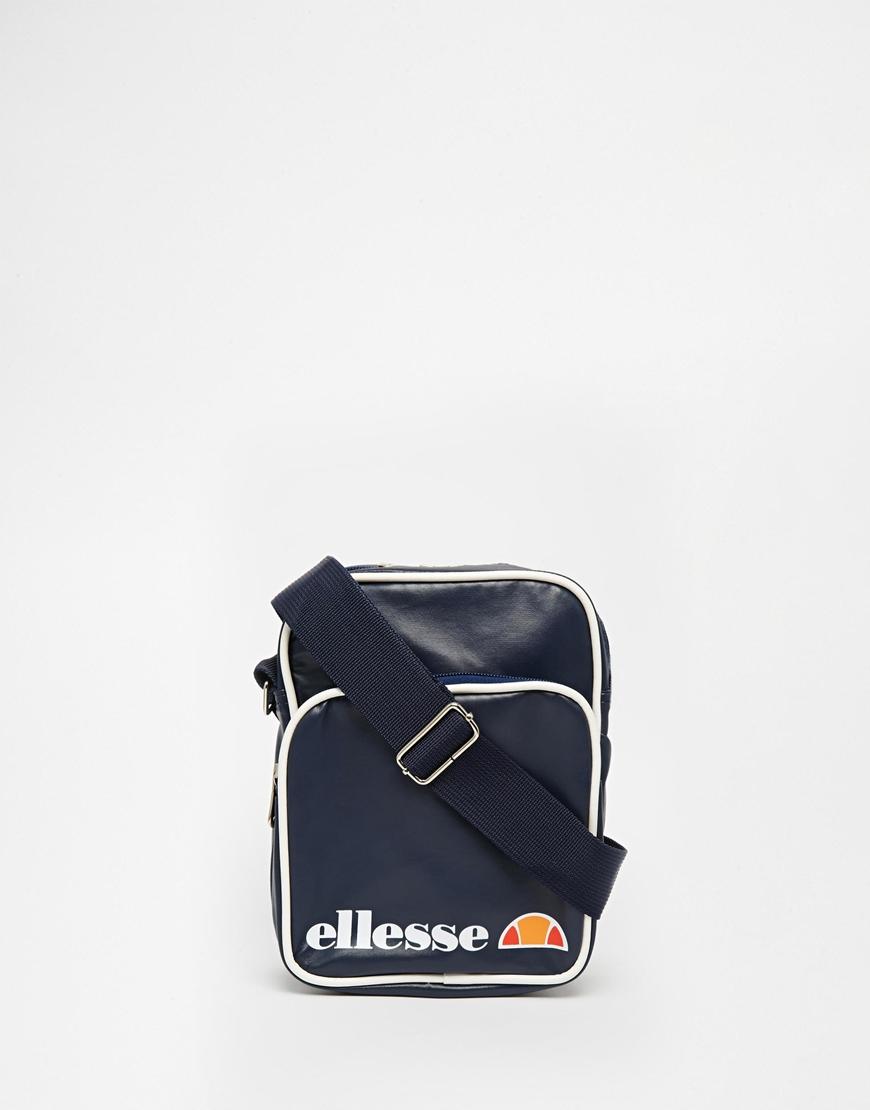 de5e20682b Lyst - Ellesse Flight Bag in Blue for Men