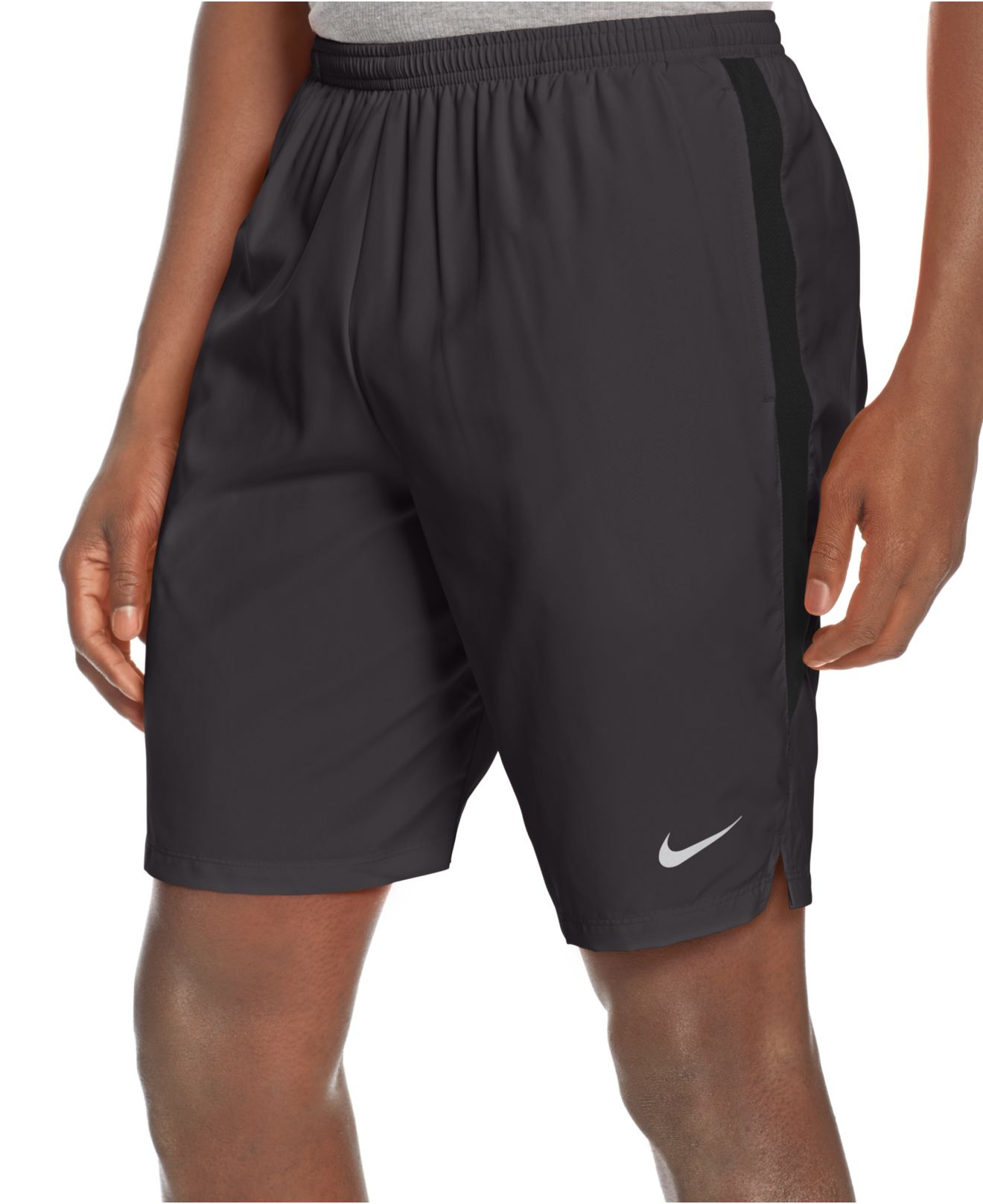 9 Gray Dri Nike Men For Fit Shorts Running Men's In Lyst Challenger qpAxETww6z
