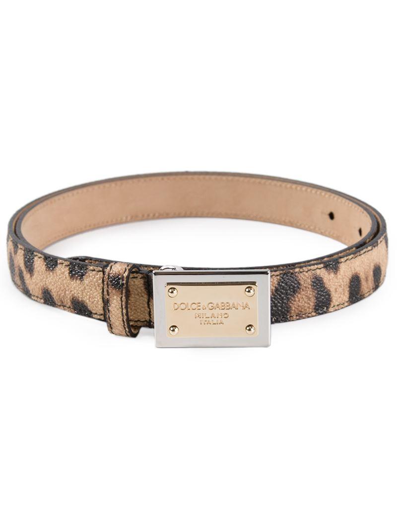 leopard print belt - Nude & Neutrals Just Cavalli DkYoz9iAvp