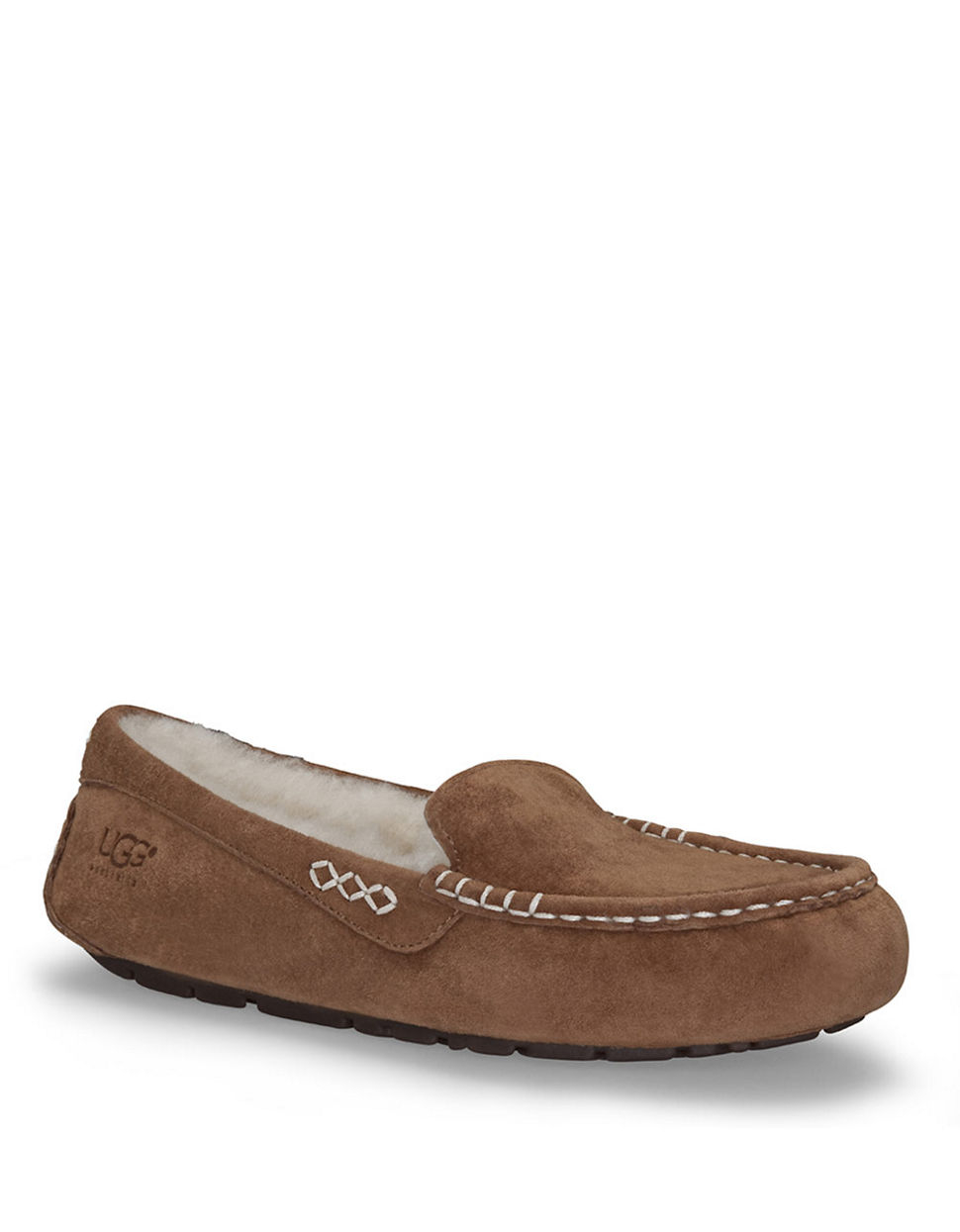 0630a931c72 Ugg Australia Ansley Suede Moccasin Slippers - cheap watches mgc-gas.com