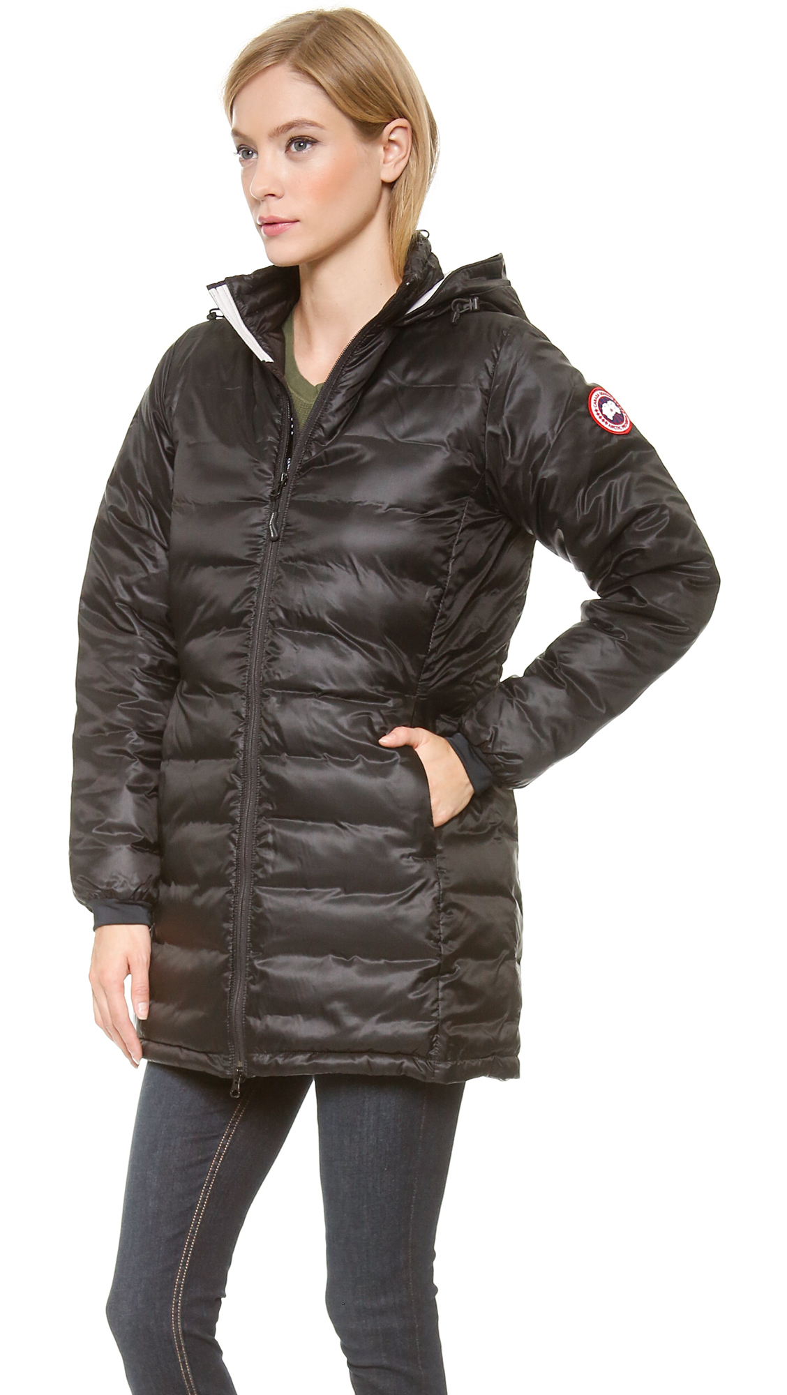Canada Goose Camp Hooded